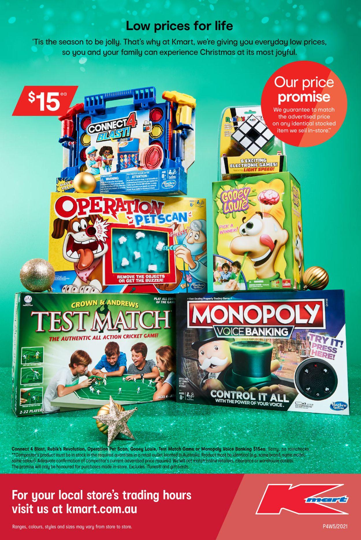 Kmart Christmas 2020 Catalogue - 29/10-11/11/2020 (Page 41)