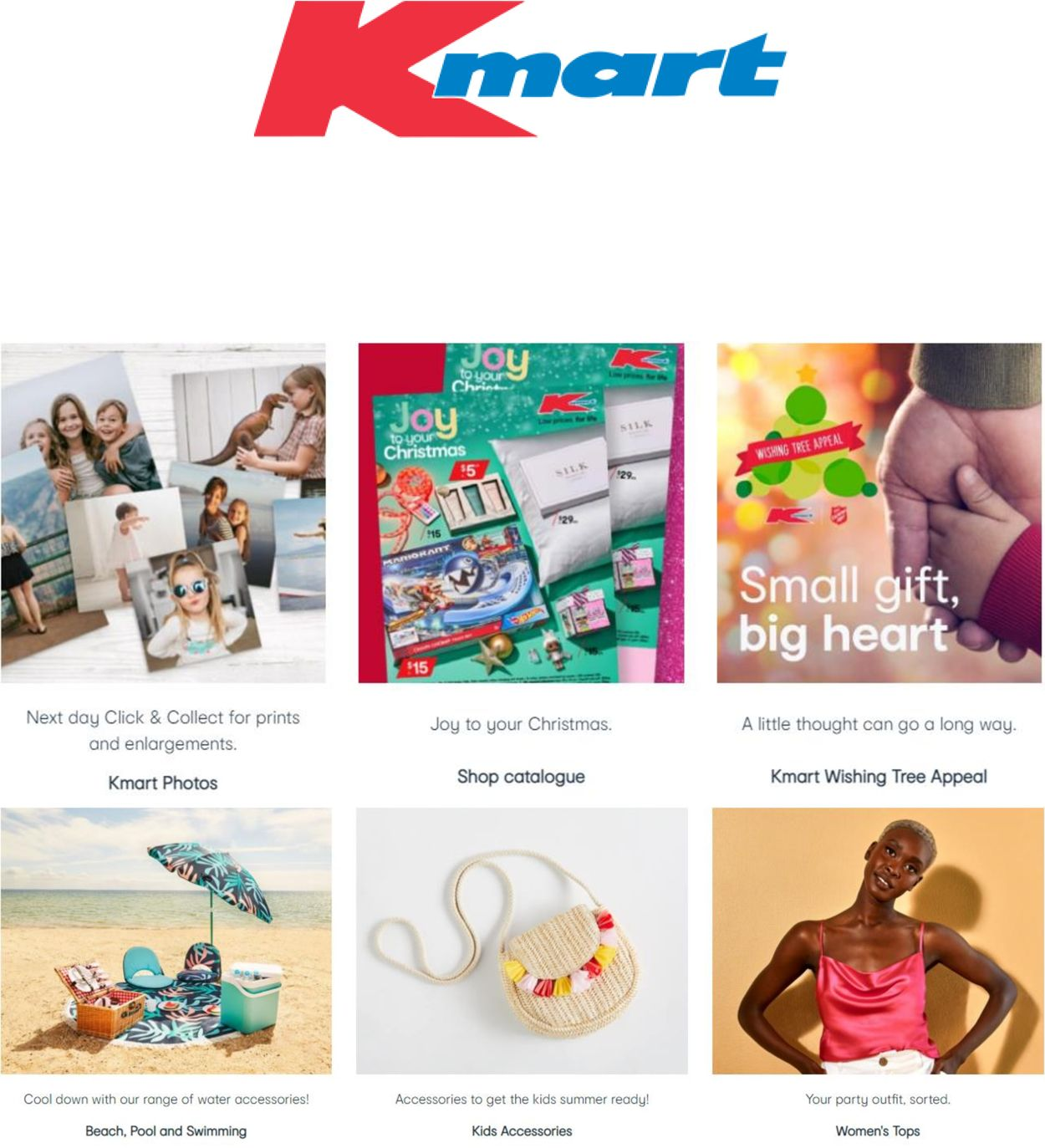 Kmart - Christmas 2020 Catalogue - 25/12-31/12/2020