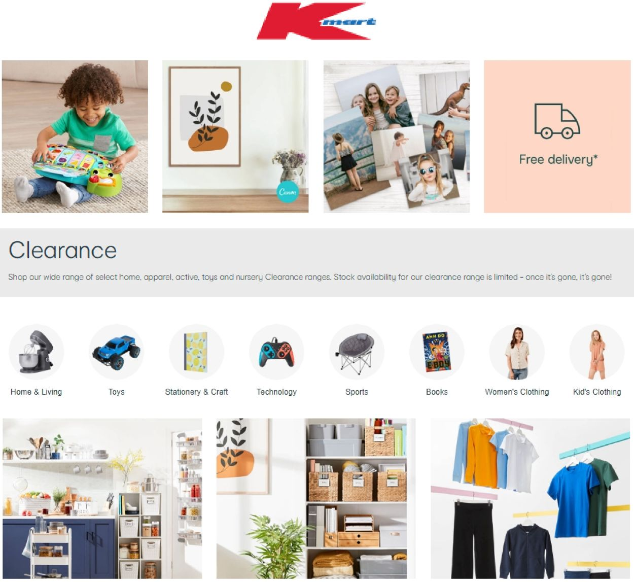 Kmart Catalogue - 08/01-14/01/2021