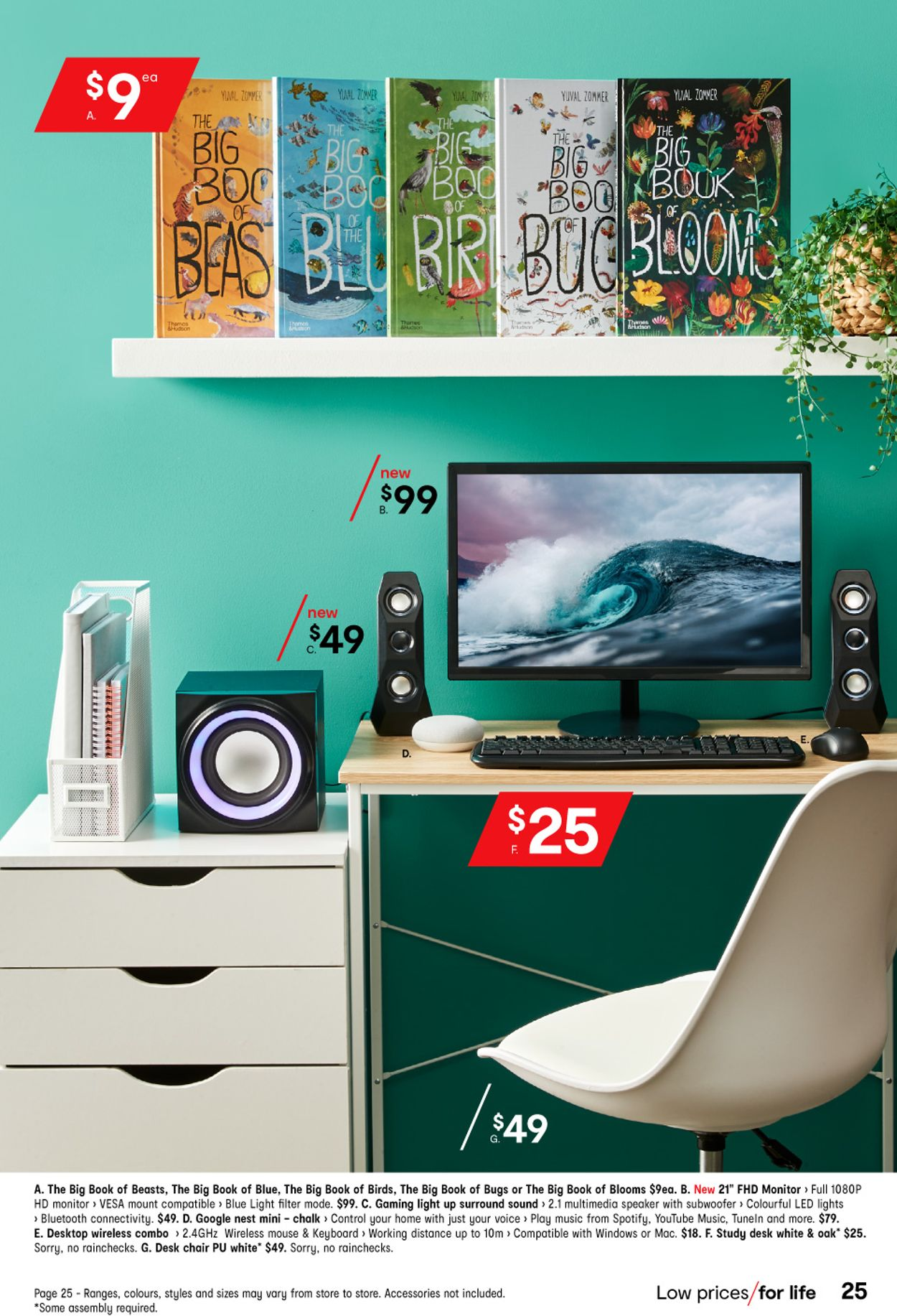 Kmart - Back to School Catalogue - 14/01-29/01/2021 (Page 25)