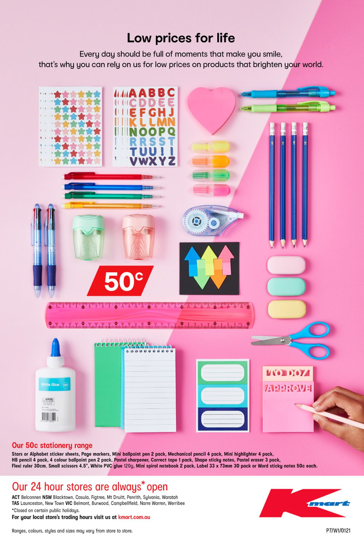 Kmart - Back to School Catalogue - 14/01-29/01/2021 (Page 28)