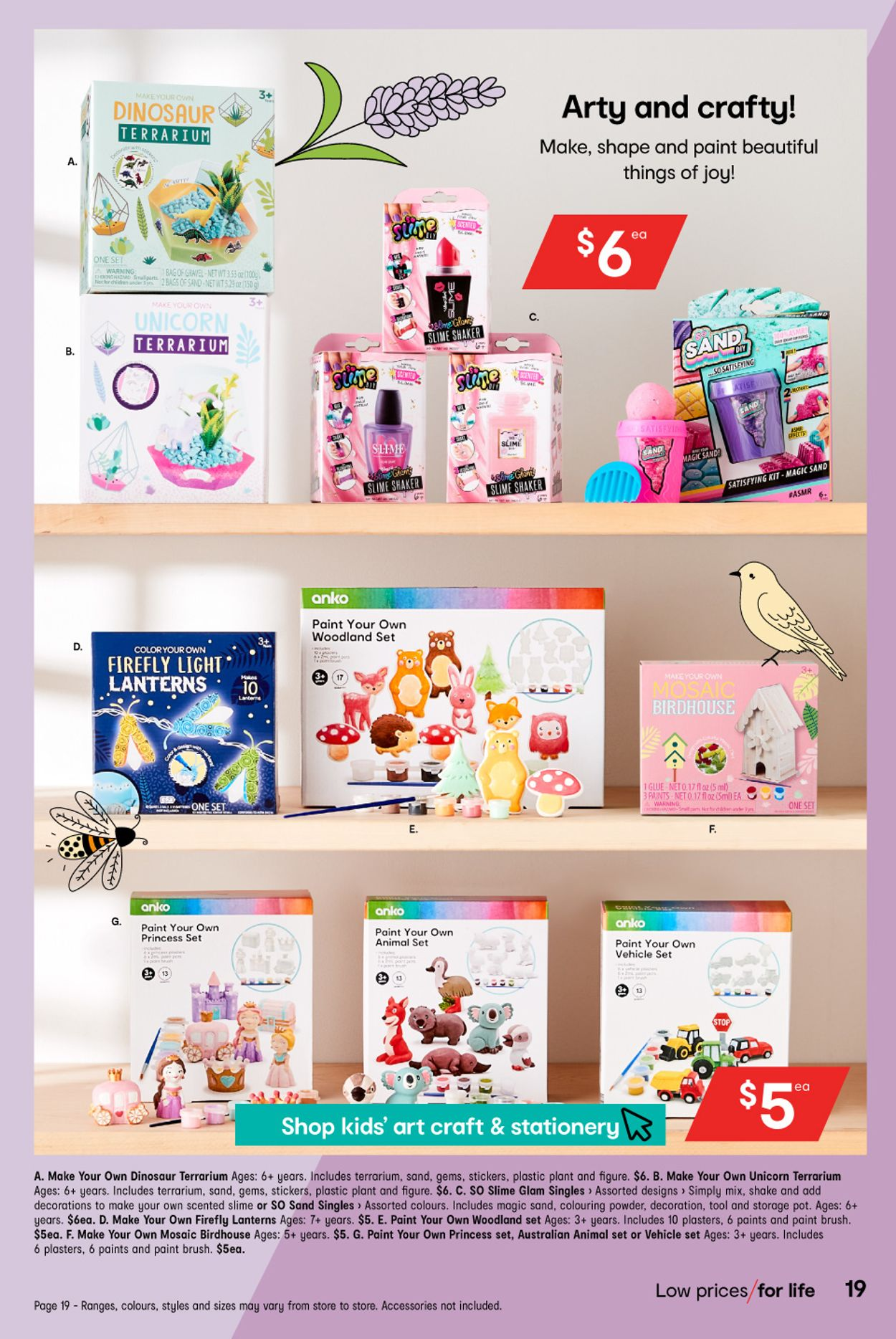 Kmart Catalogue - 01/04-21/04/2021 (Page 19)