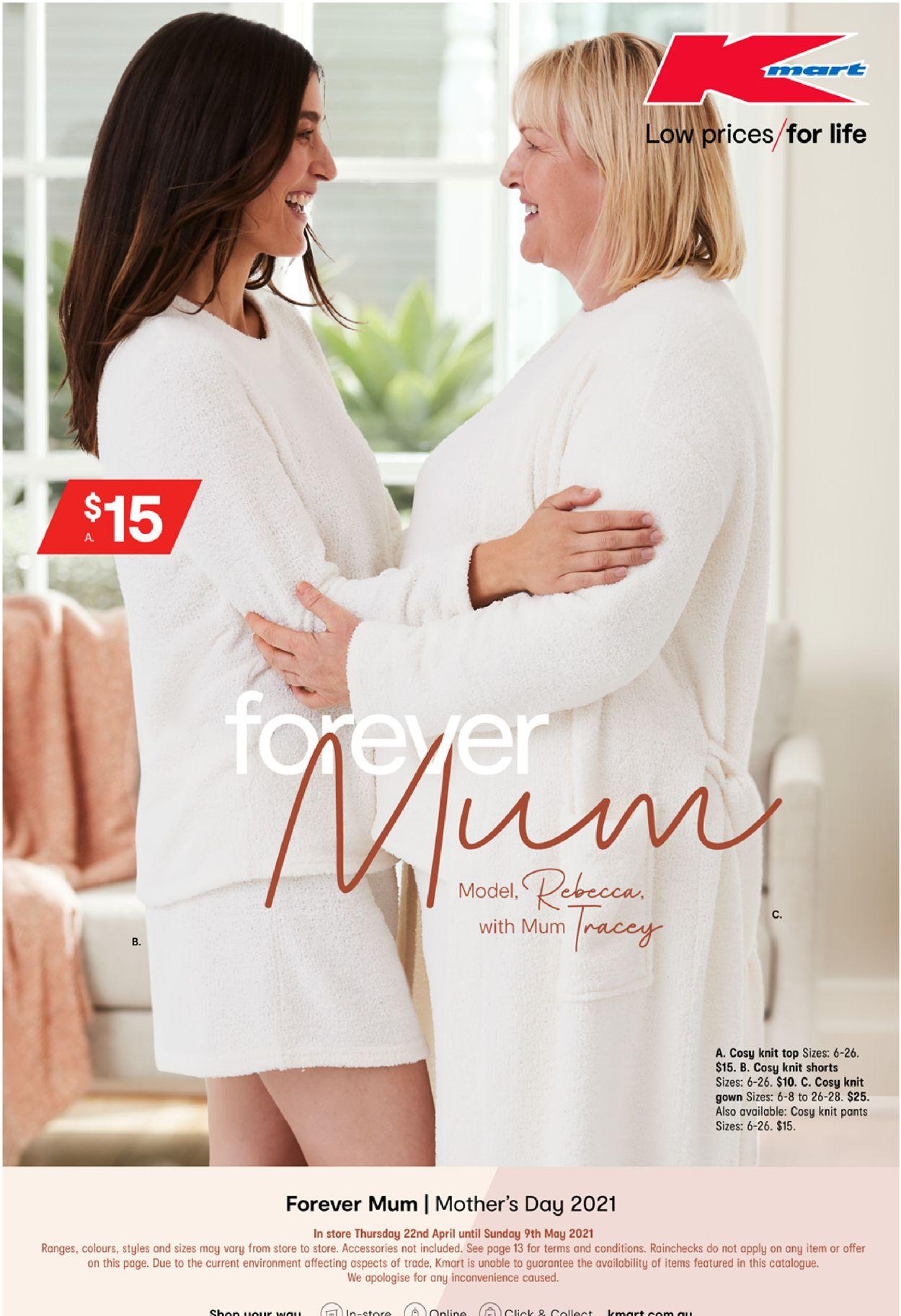 Kmart Catalogue - 22/04-09/05/2021