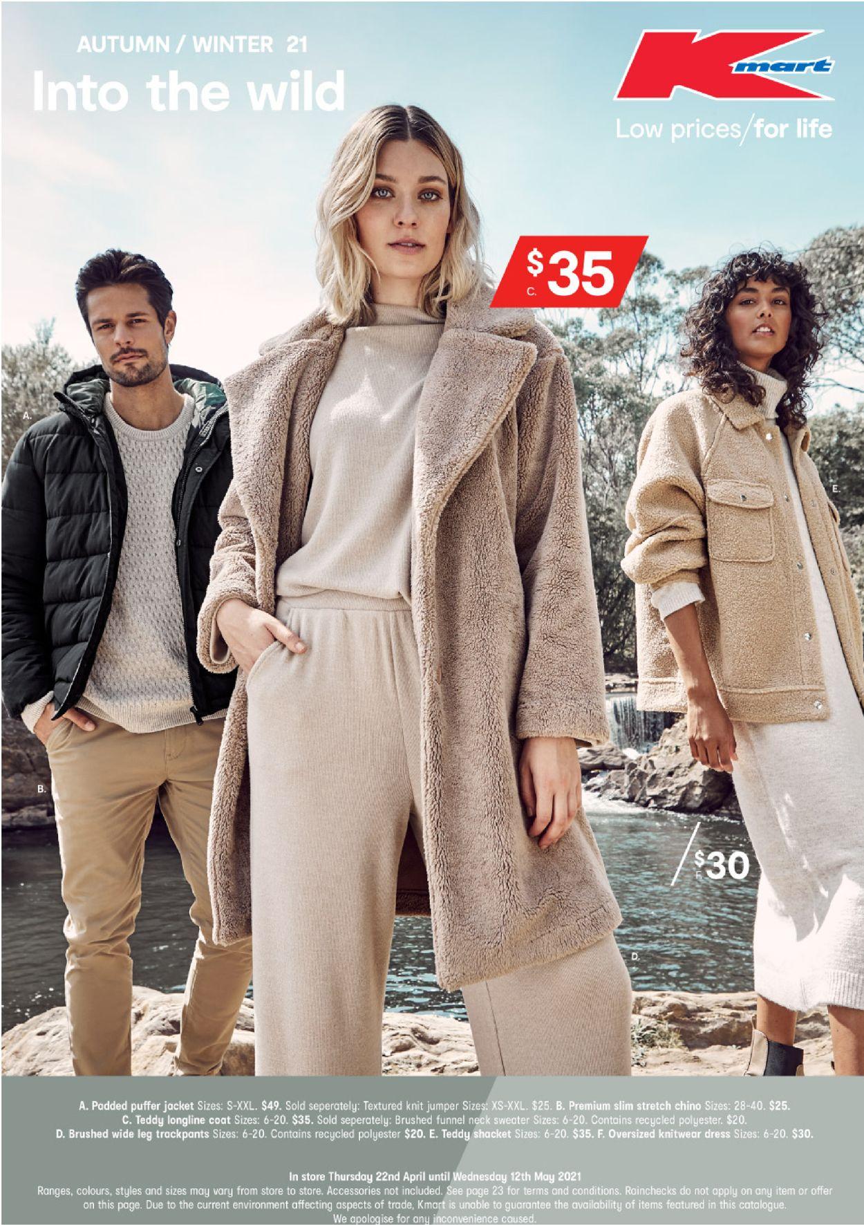 Kmart Catalogue - 22/04-12/05/2021