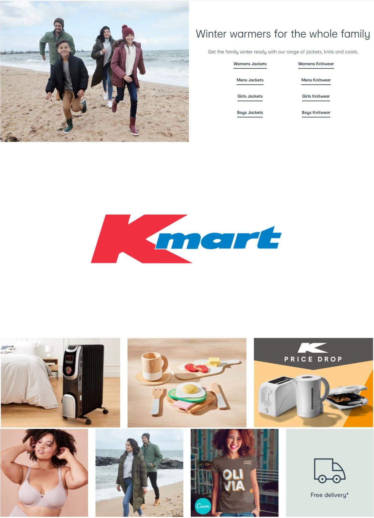 Kmart Catalogue - 22/06-28/06/2021