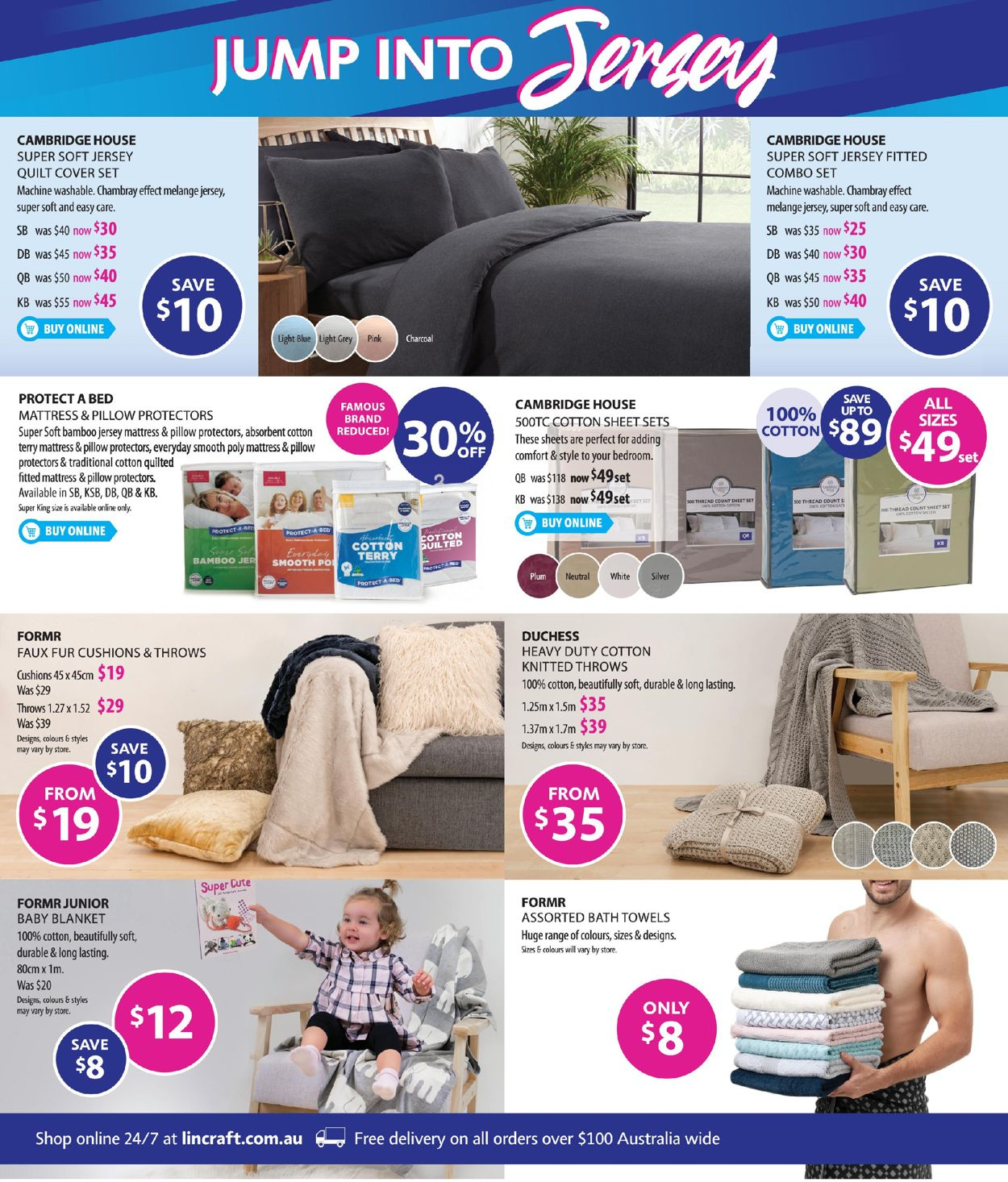 Lincraft Catalogue - 12/03-29/03/2020 (Page 2)