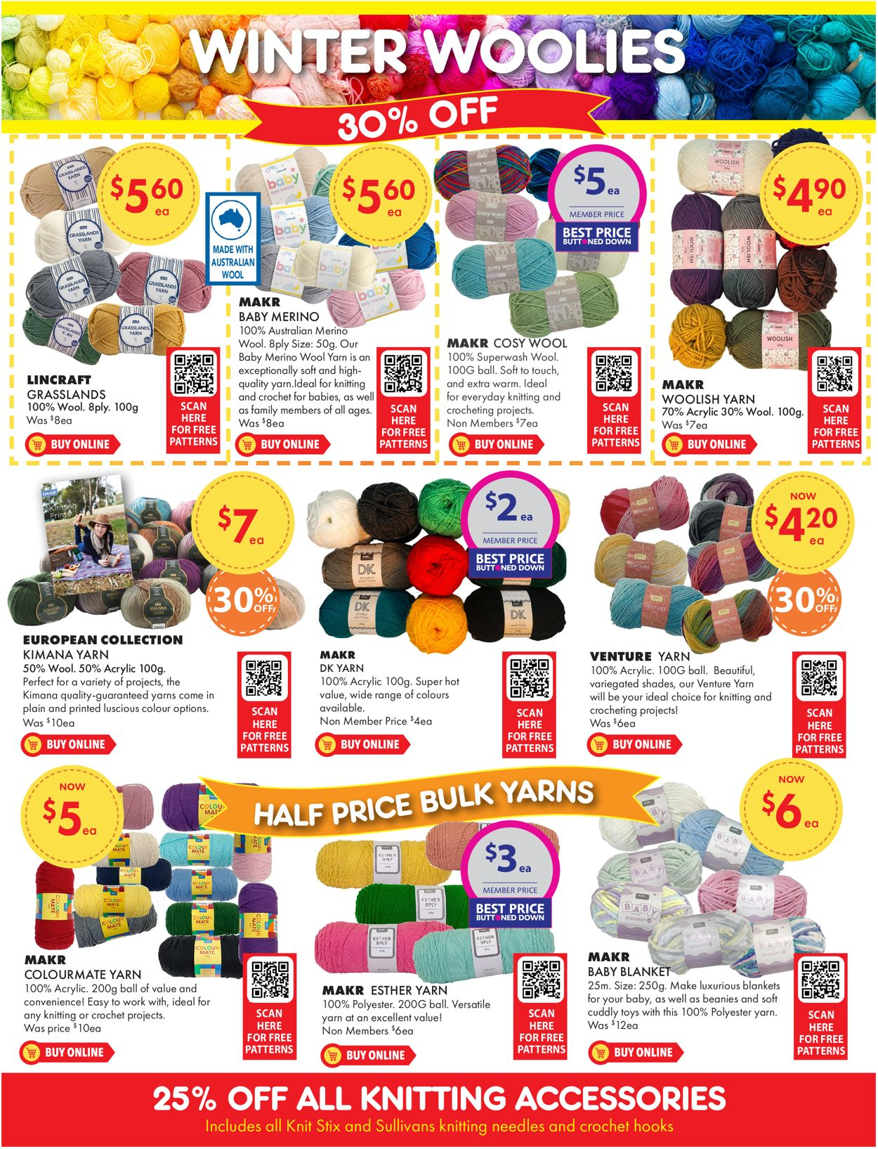 Lincraft Catalogue - 15/07-25/07/2021 (Page 8)