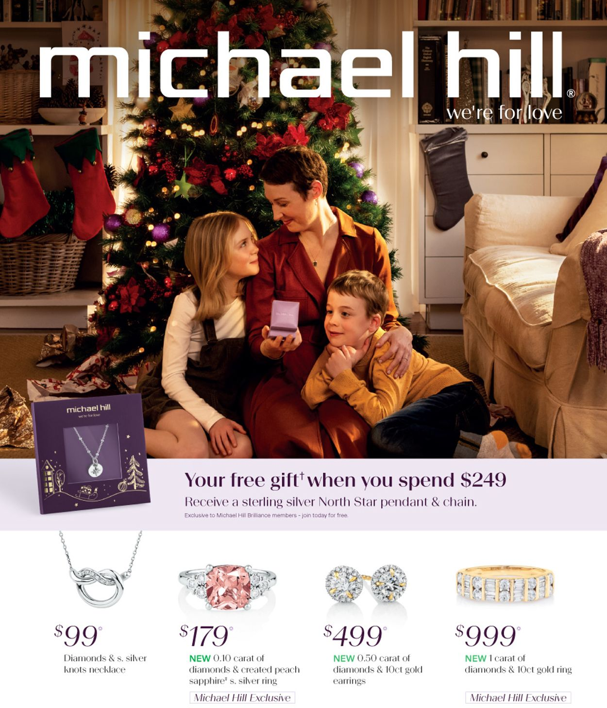 Michael Hill Catalogue - 26/10-29/11/2020