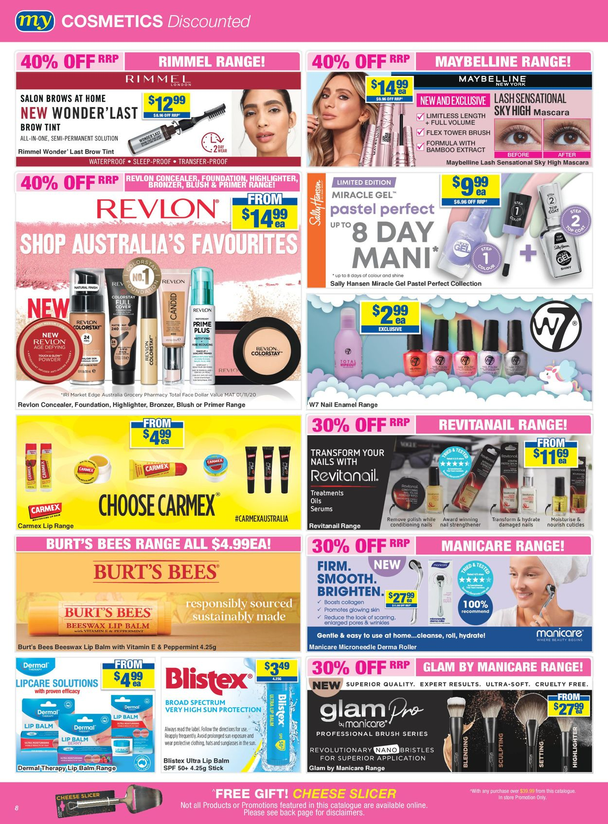 My Chemist Catalogue - 28/01-17/02/2021 (Page 8)