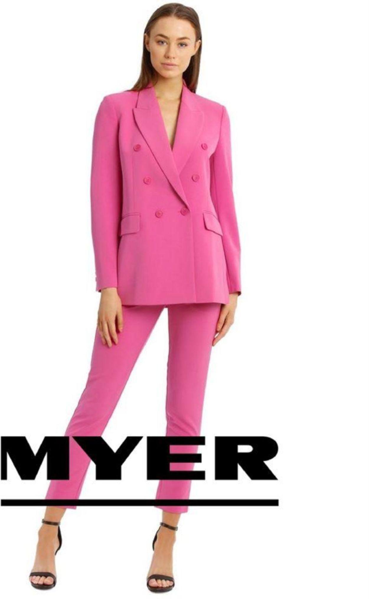 Myer Catalogue - 22/07-22/08/2019