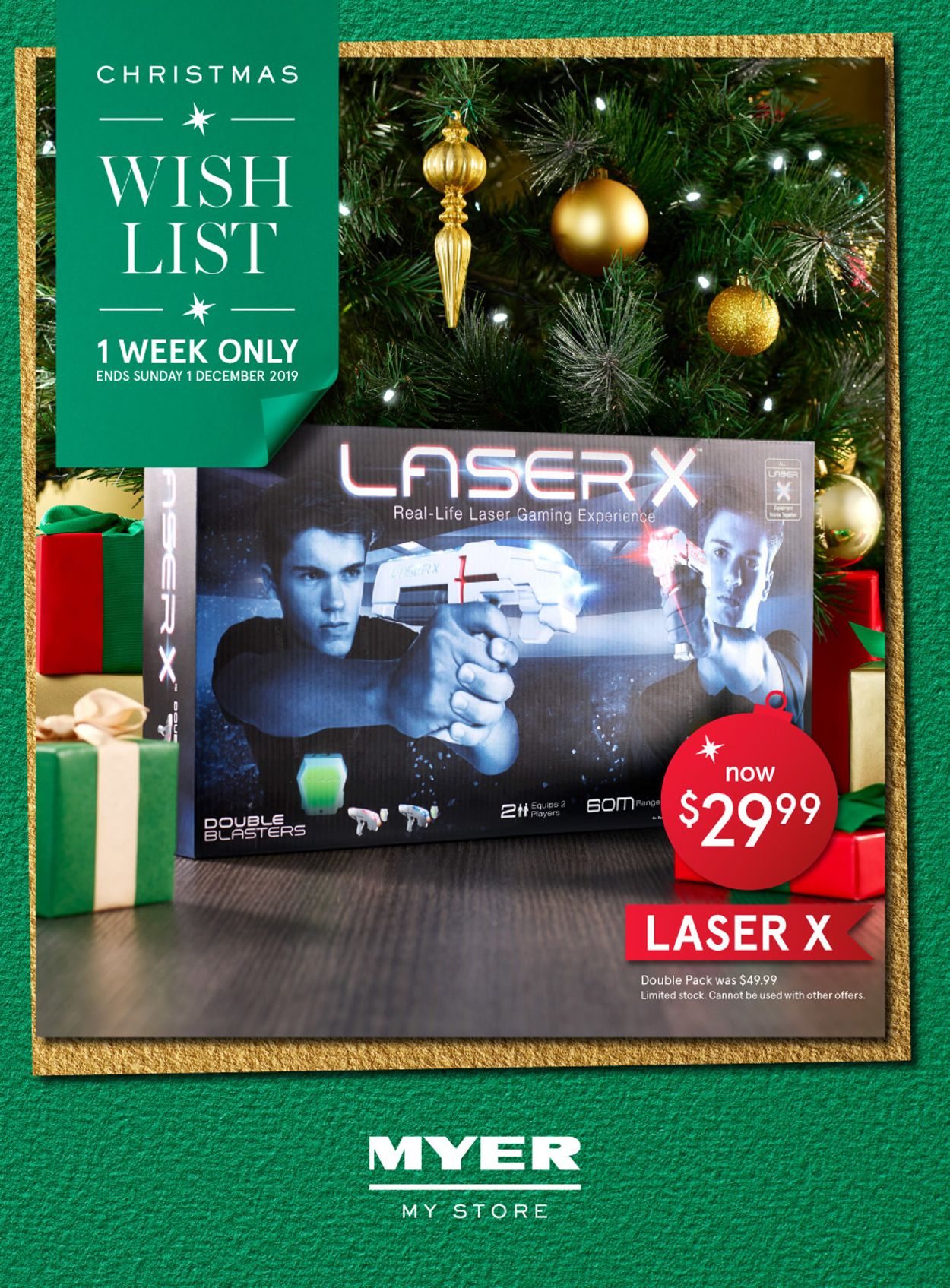 Myer Christmas Catalogue 2019 Catalogue - 25/11-01/12/2019