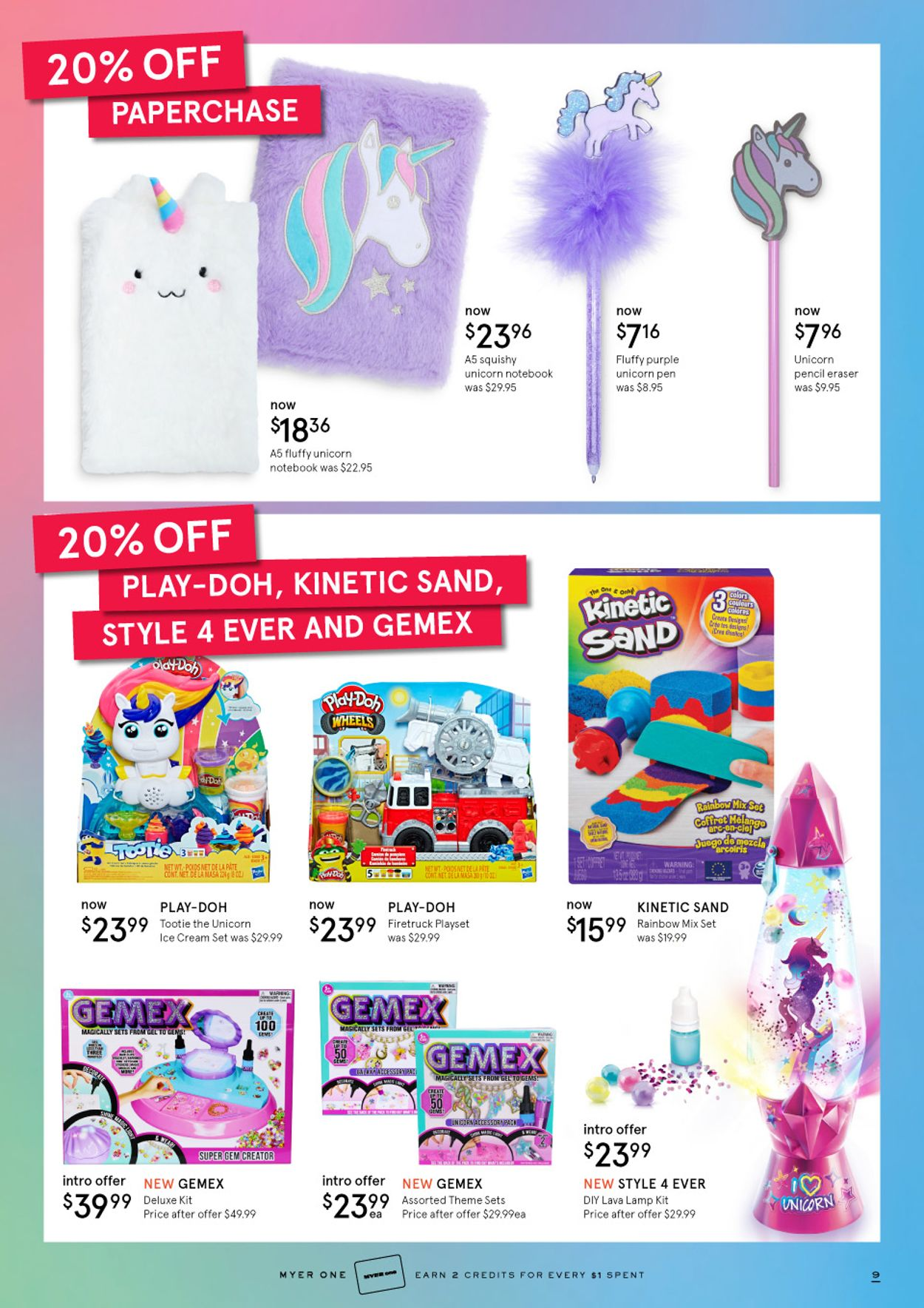 Myer Catalogue - 22/06-19/07/2020 (Page 9)