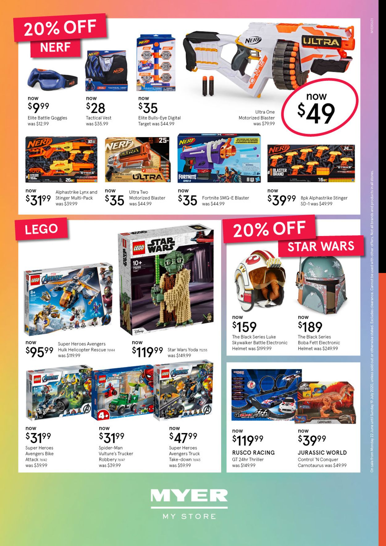 Myer Catalogue - 22/06-19/07/2020 (Page 14)