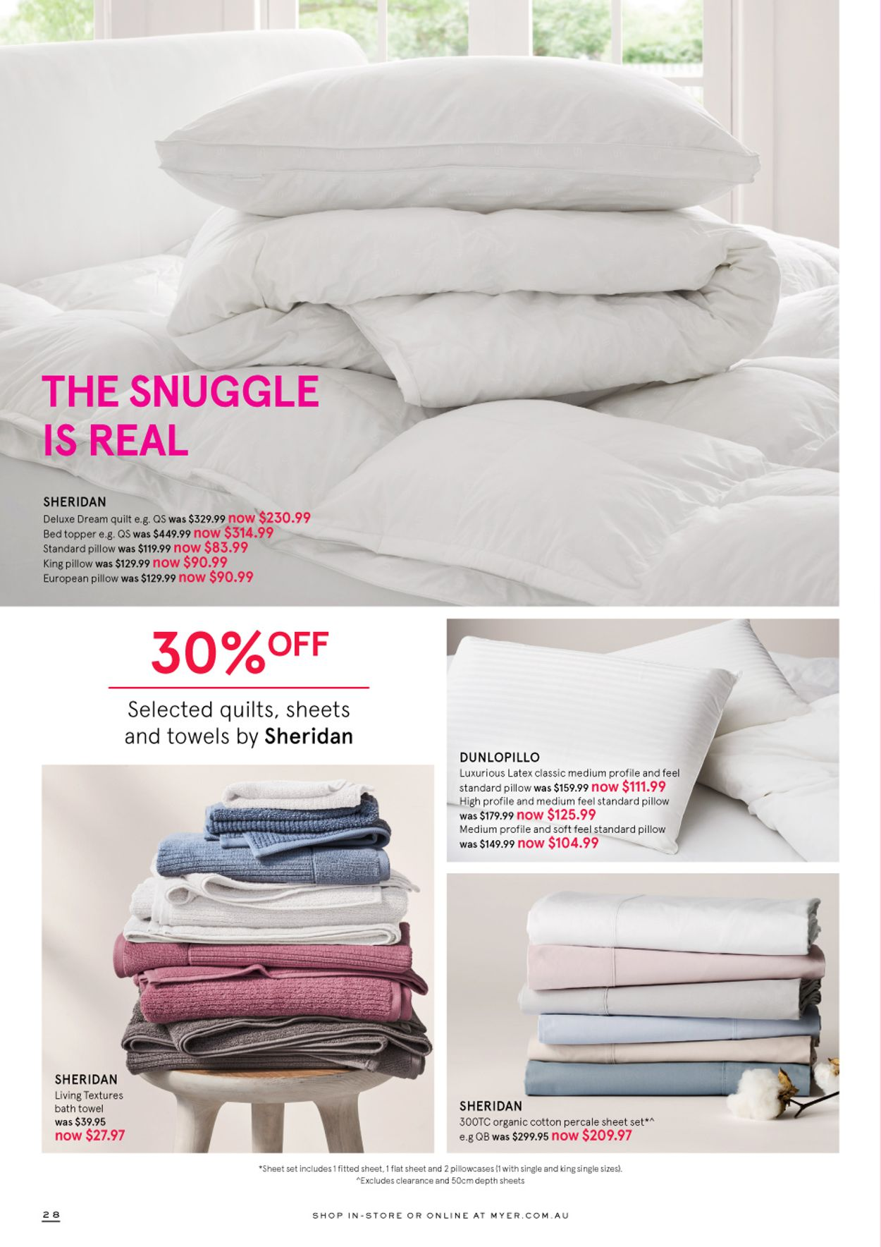 Myer Catalogue - 10/09-07/10/2020 (Page 28)