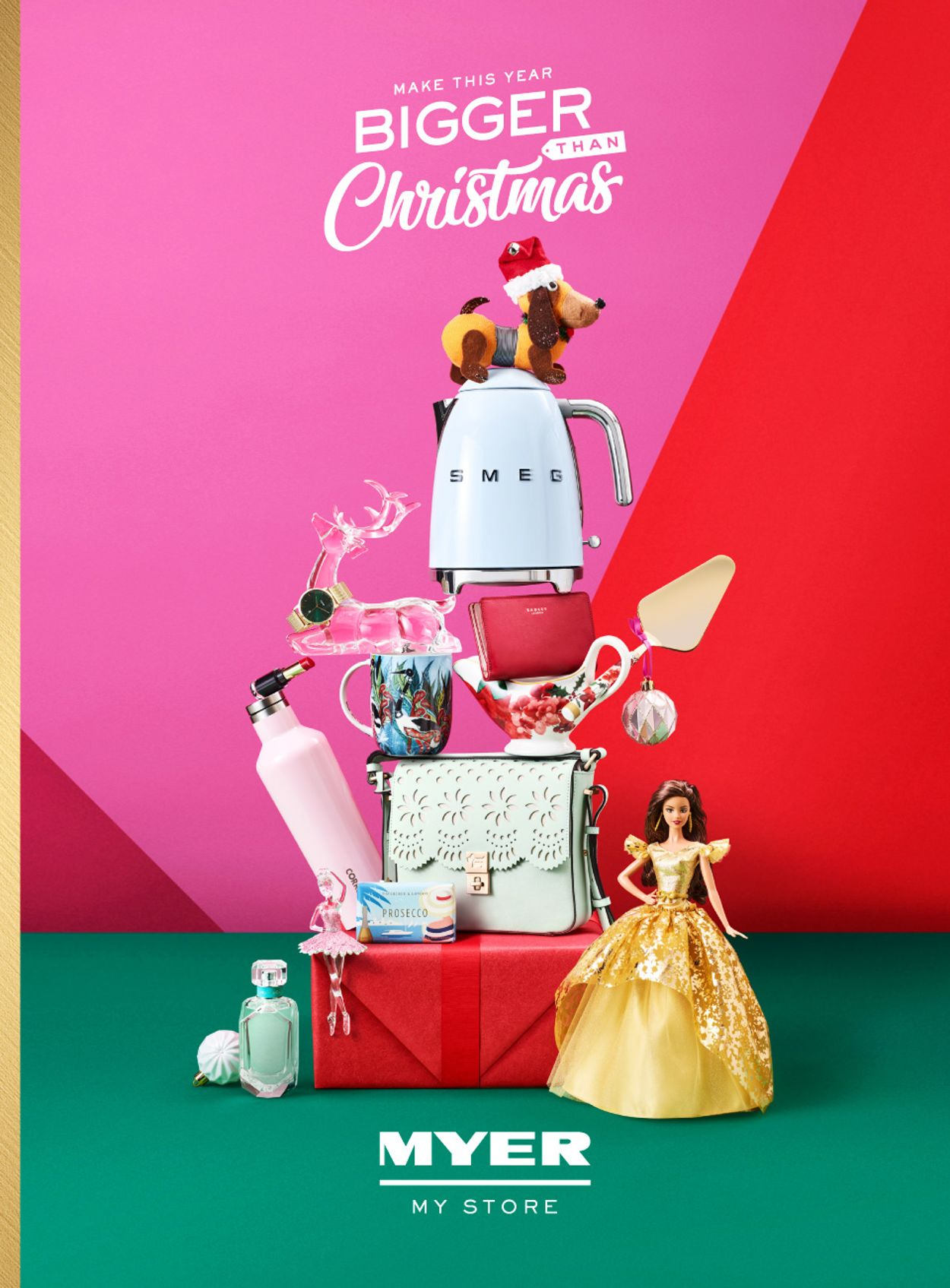 Myer Christmas 2020 Catalogue - 03/11-24/12/2020