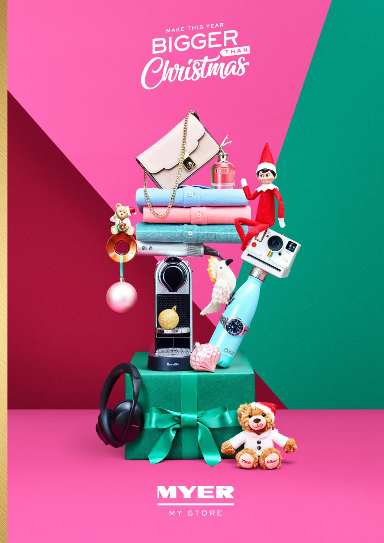 Myer Christmas 2020 Catalogue - 12/11-25/12/2020