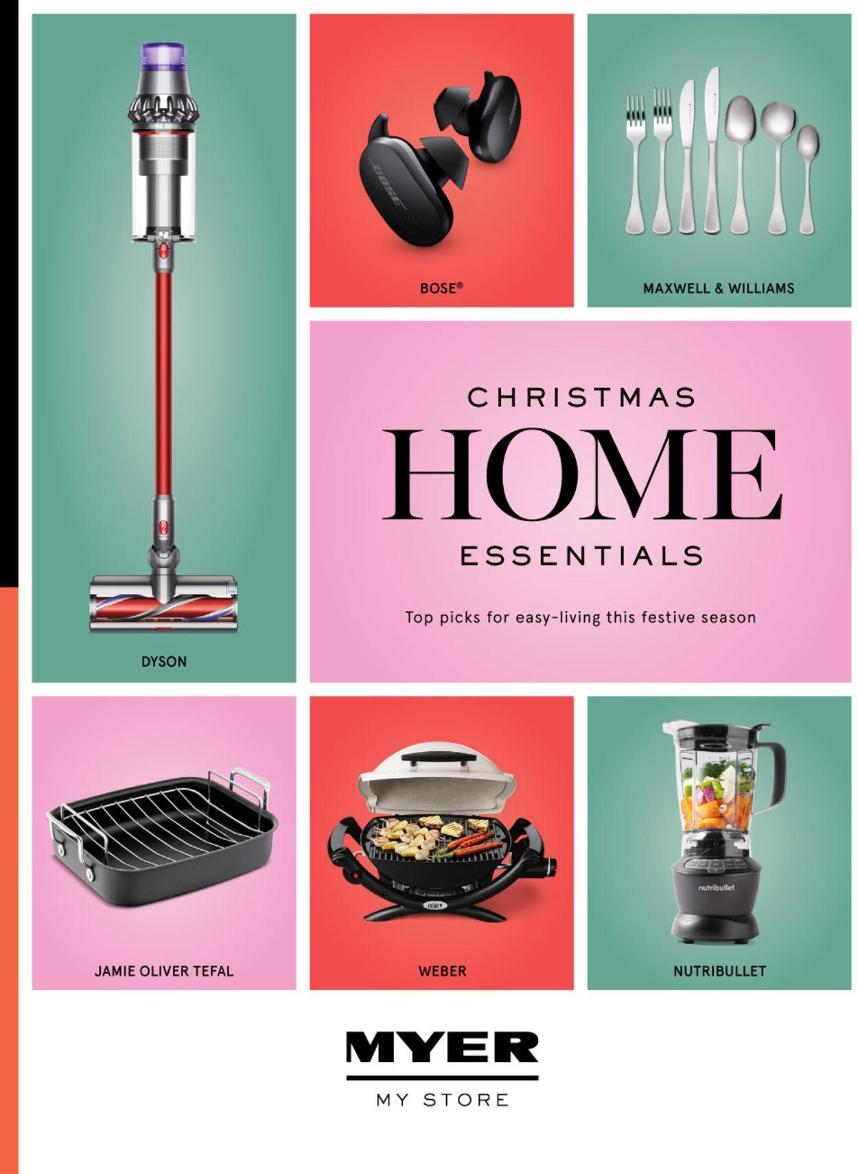 Myer Christmas Catalogue - 17/11-24/12/2020