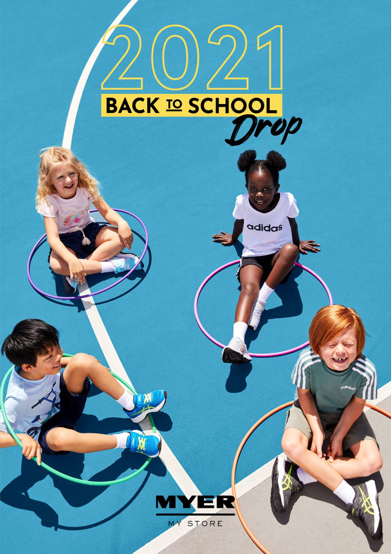 Myer - Back To School 2021 Catalogue - 04/01-04/02/2021