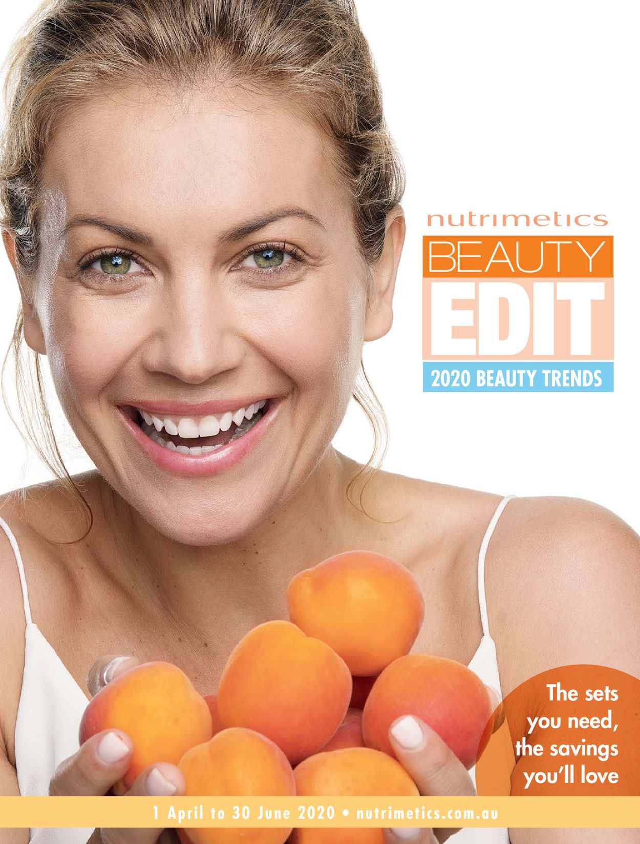 Nutrimetics Catalogue - 01/04-30/06/2020