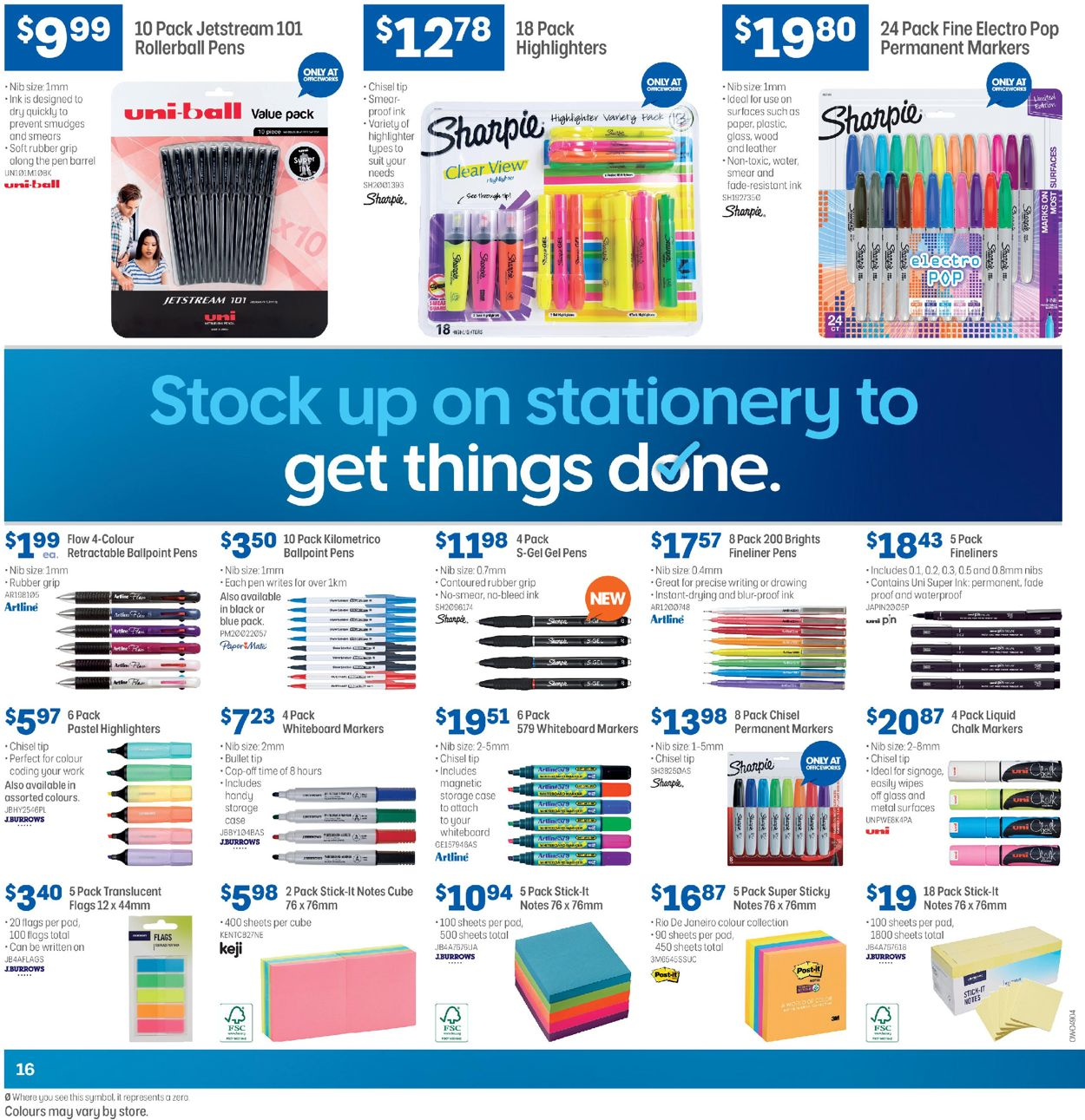Officeworks Catalogue - 20/08-02/09/2020 (Page 15)