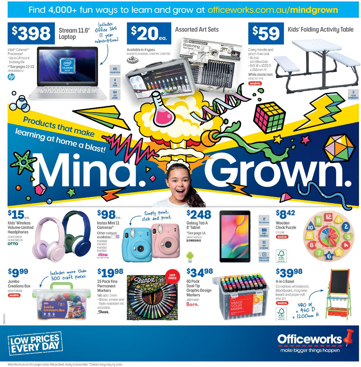 Officeworks Catalogue - 17/09-01/10/2020
