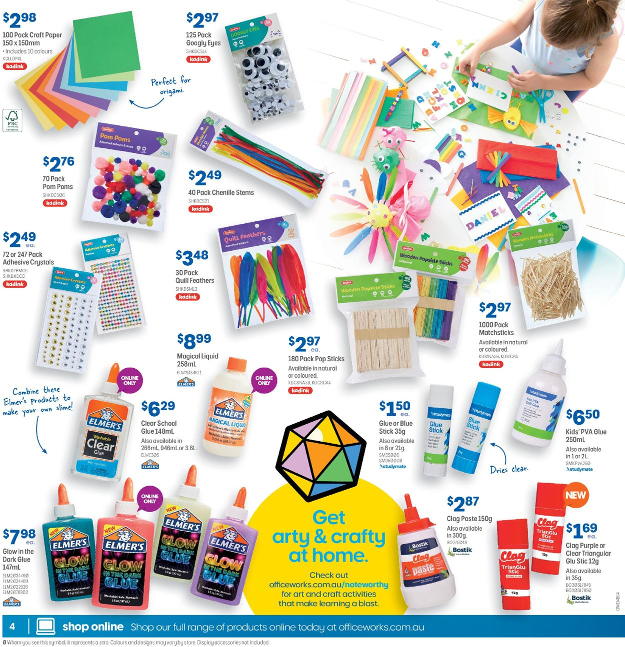 Officeworks Catalogue - 17/09-01/10/2020 (Page 4)