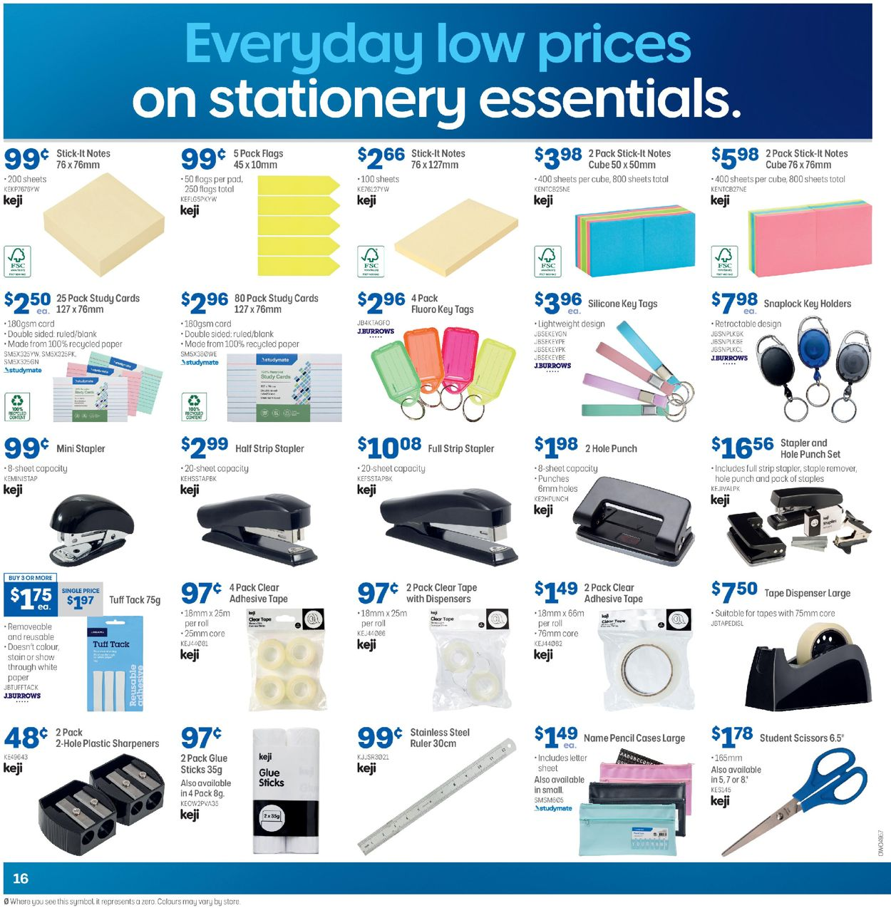 Officeworks Black Friday 2020 Catalogue - 19/11-02/12/2020 (Page 16)