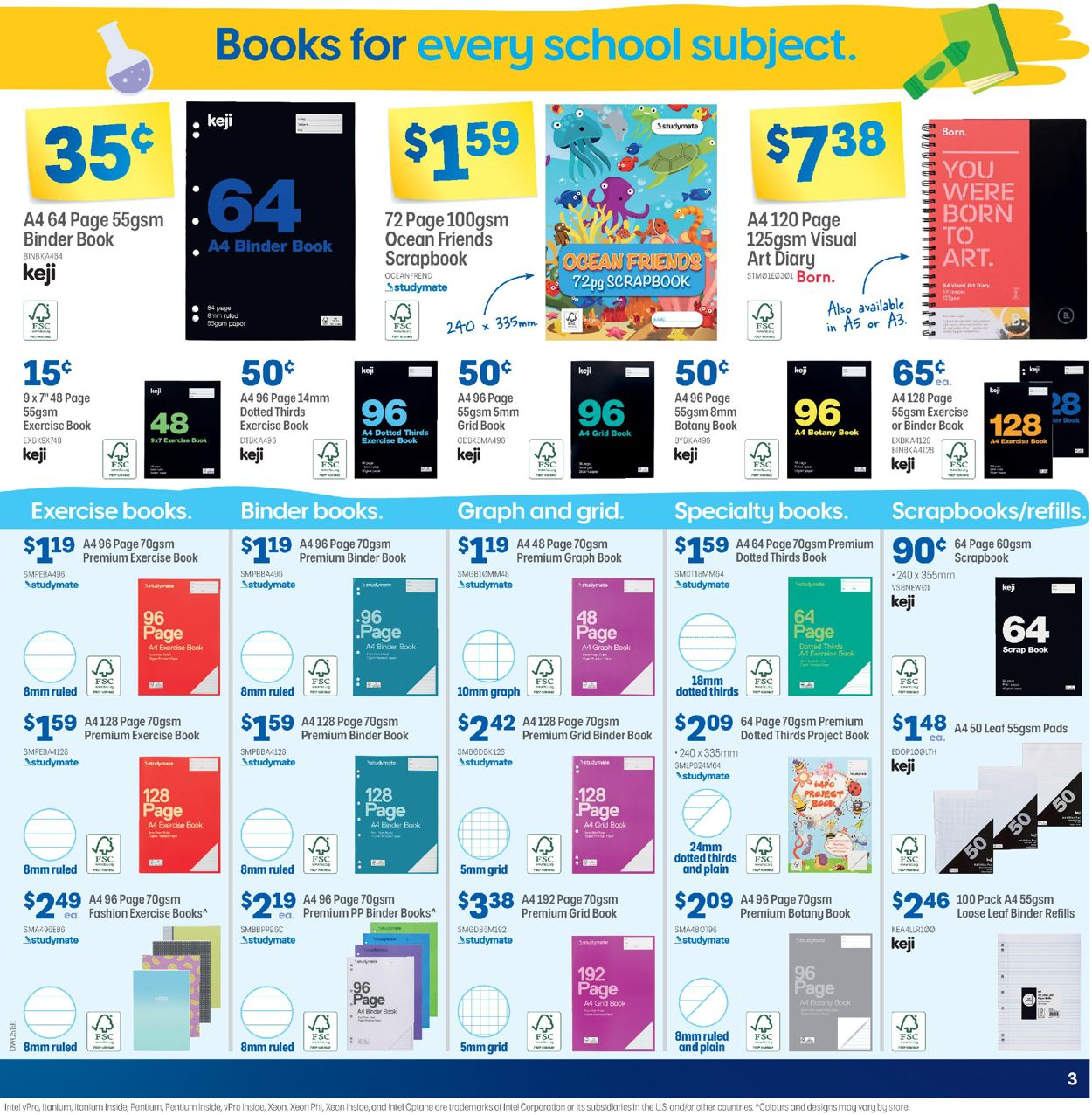 Officeworks - Holiday 2020 Catalogue - 26/11-26/12/2020 (Page 3)