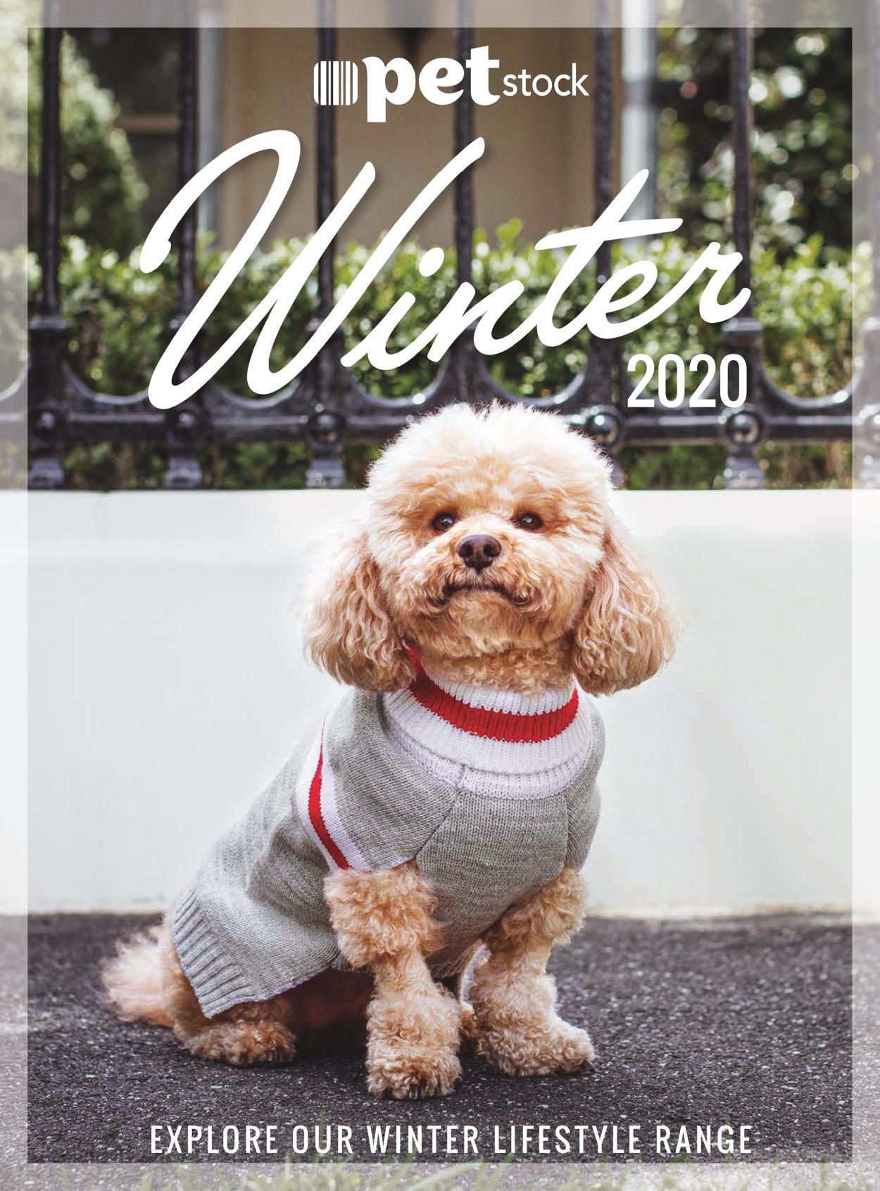 Pet Stock Catalogue - 01/04-30/09/2020
