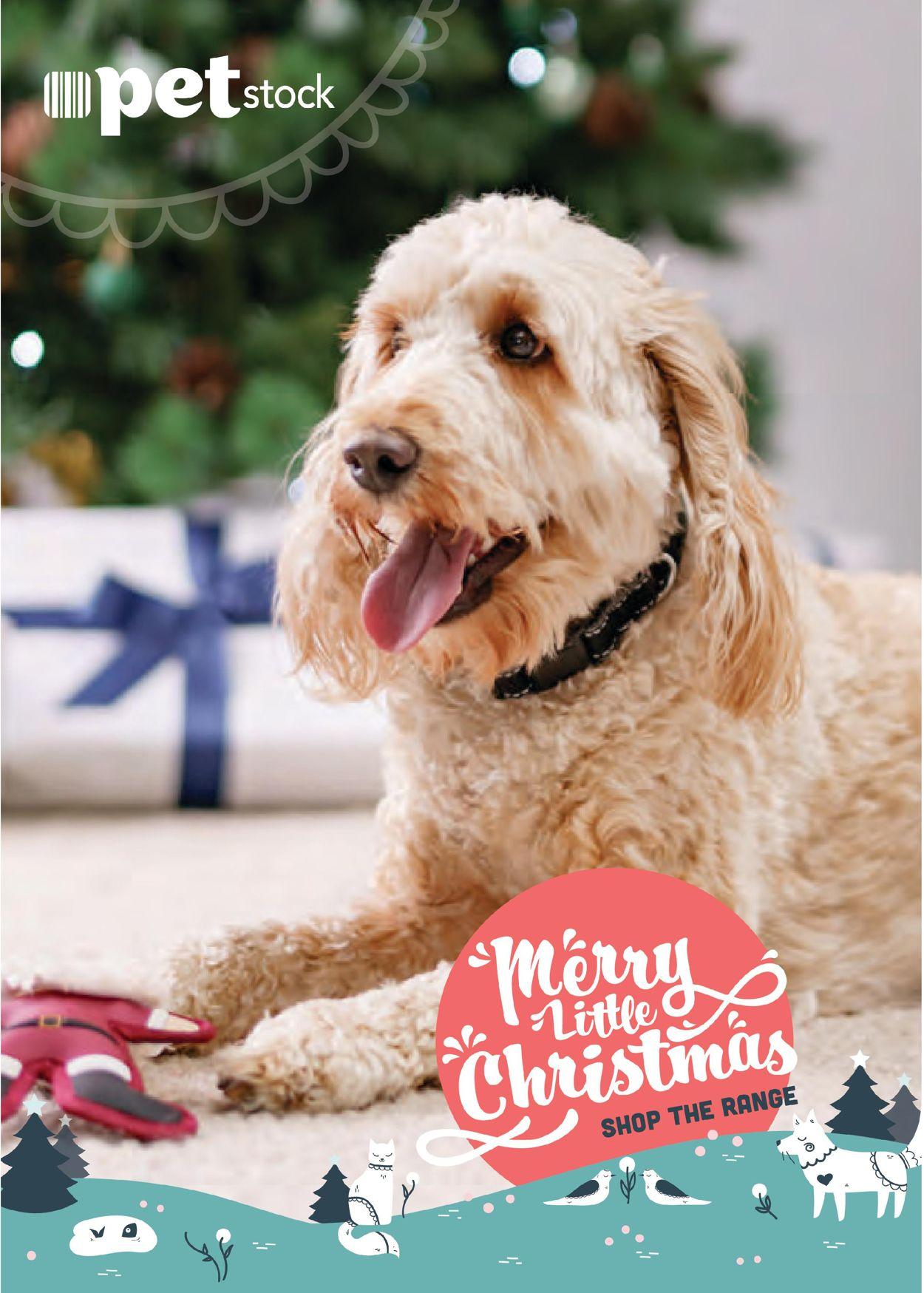Pet Stock Christmas 2020 Catalogue - 02/11-24/12/2020