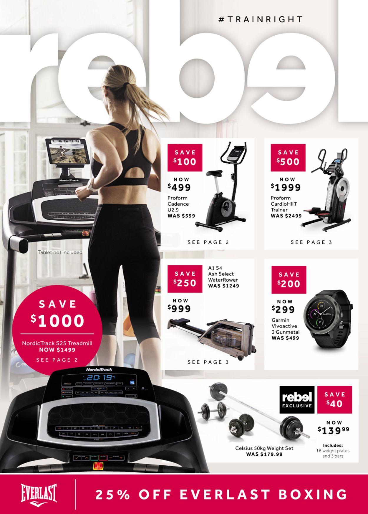 Rebel Sport Catalogue - 03/03-15/03/2020
