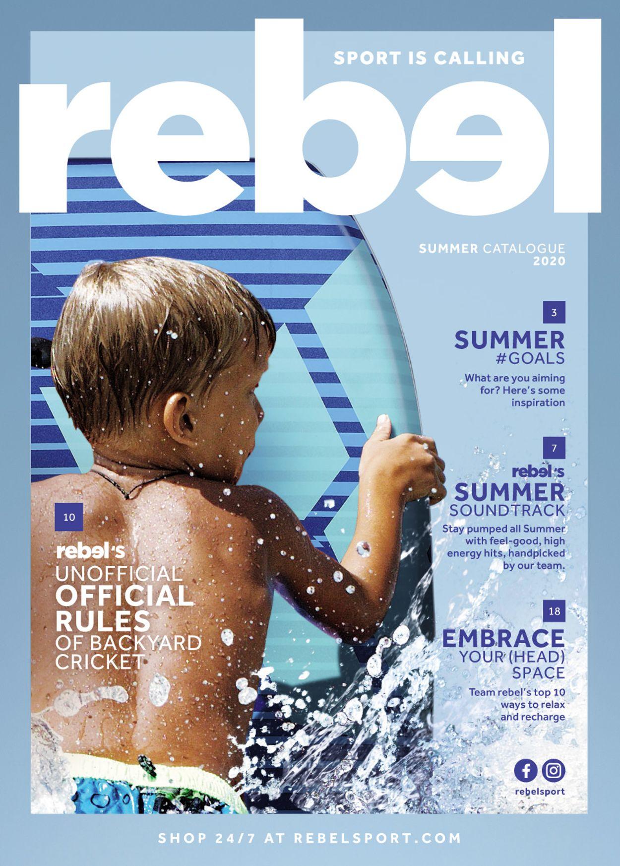 Rebel Sport Catalogue - 27/10-22/11/2020