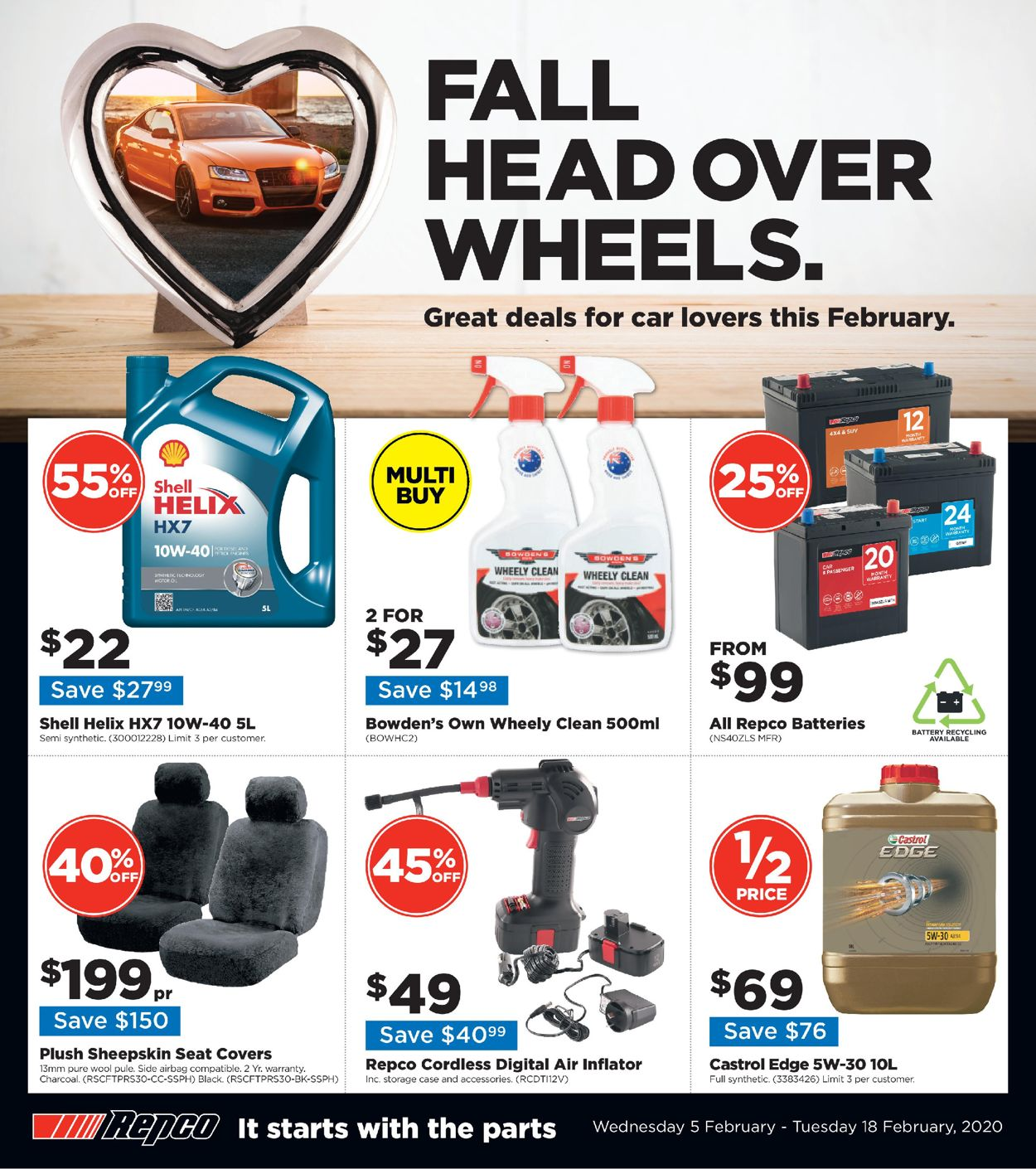 Repco Catalogue - 05/02-18/02/2020
