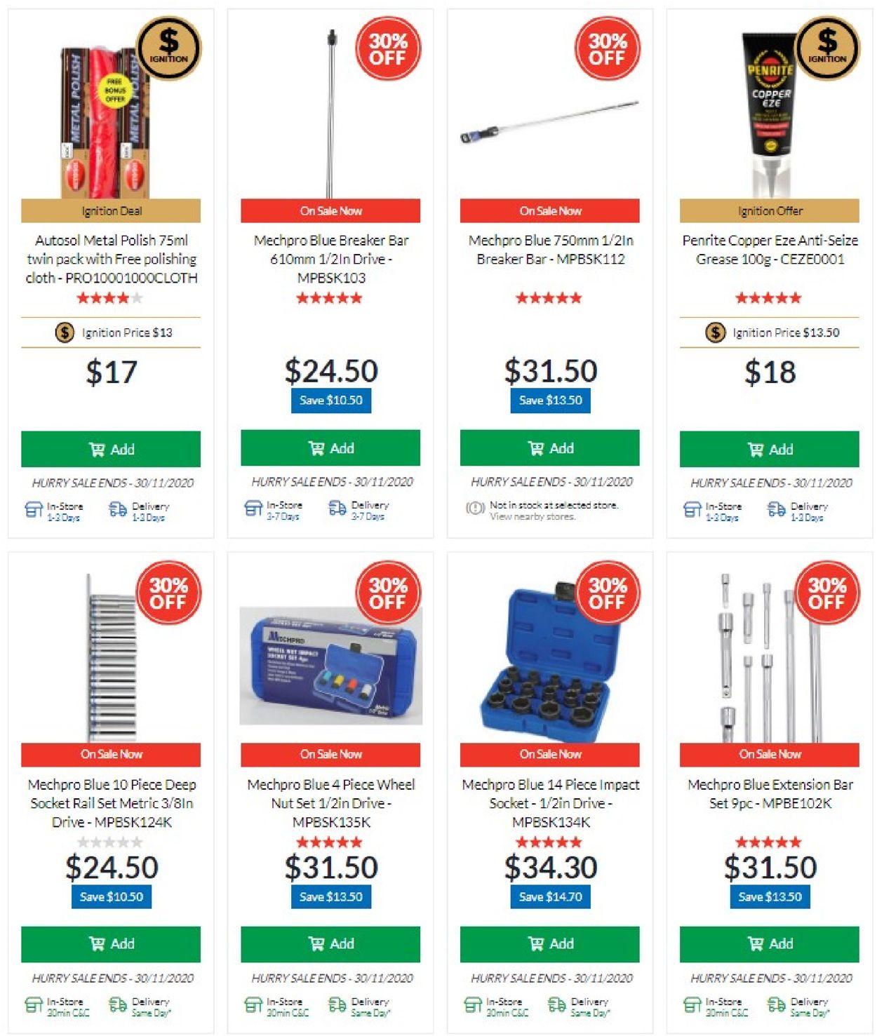 Repco Catalogue - 17/11-23/11/2020 (Page 4)