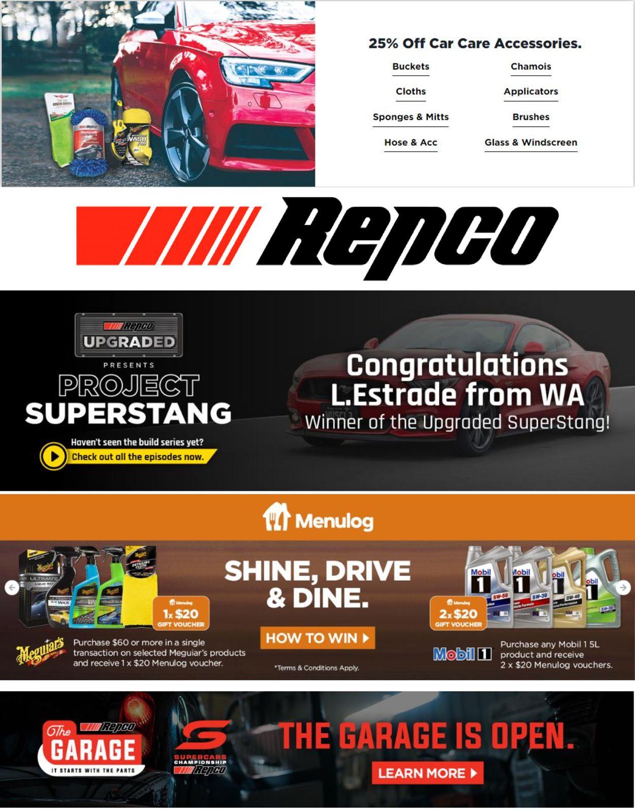 Repco Catalogue - 01/03-15/03/2021