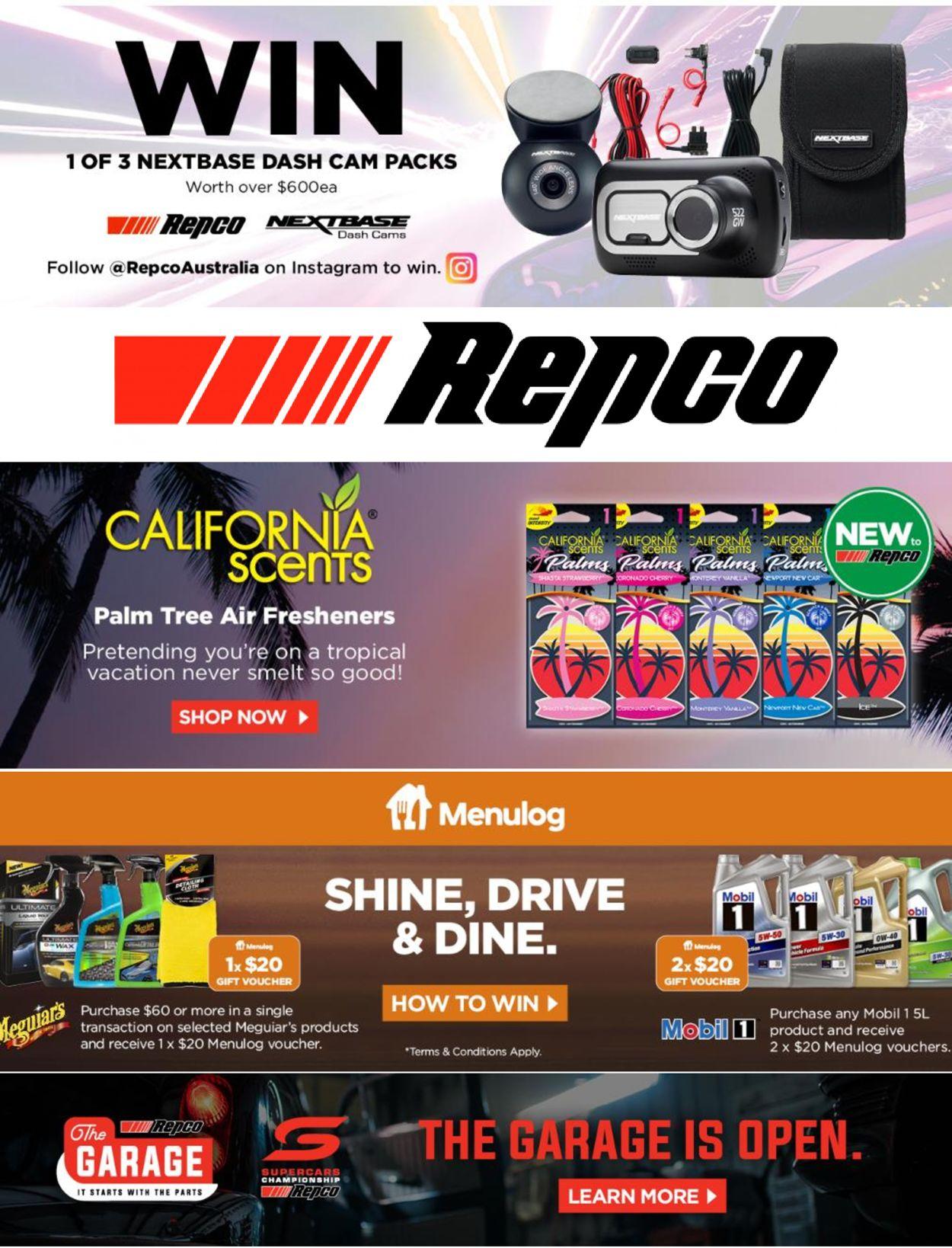 Repco Catalogue - 20/03-31/03/2021