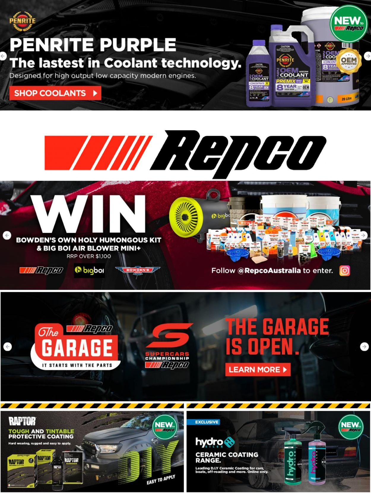 Repco Catalogue - 29/04-12/05/2021