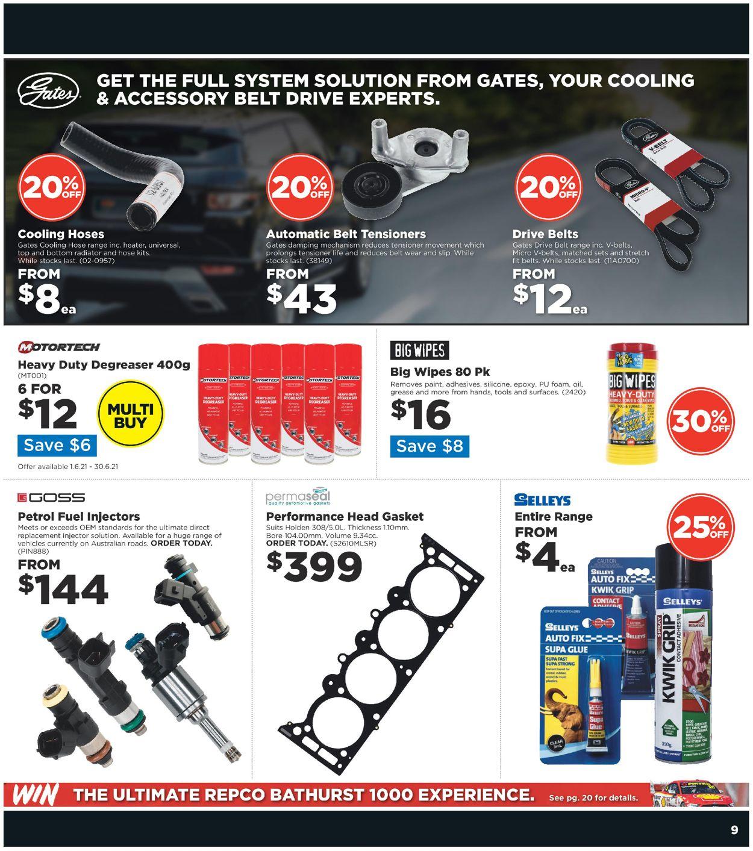 Repco Catalogue - 09/06-22/06/2021 (Page 10)