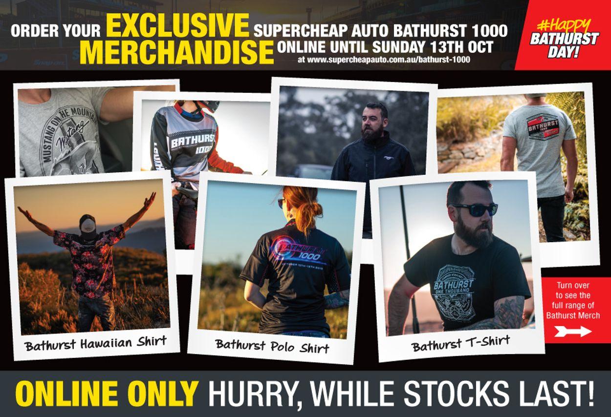Supercheap Auto Catalogue - 02/10-13/10/2019