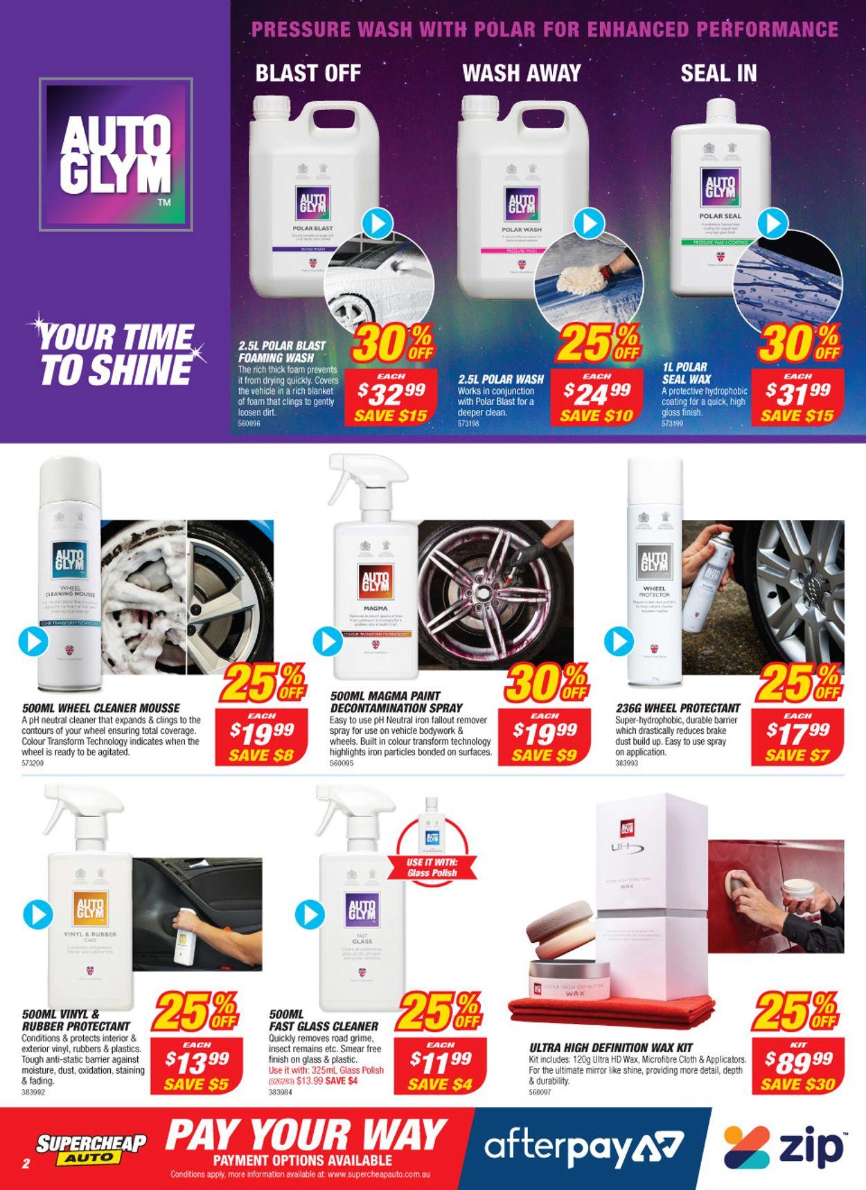 Supercheap Auto Catalogue - 23/10-03/11/2019 (Page 2)