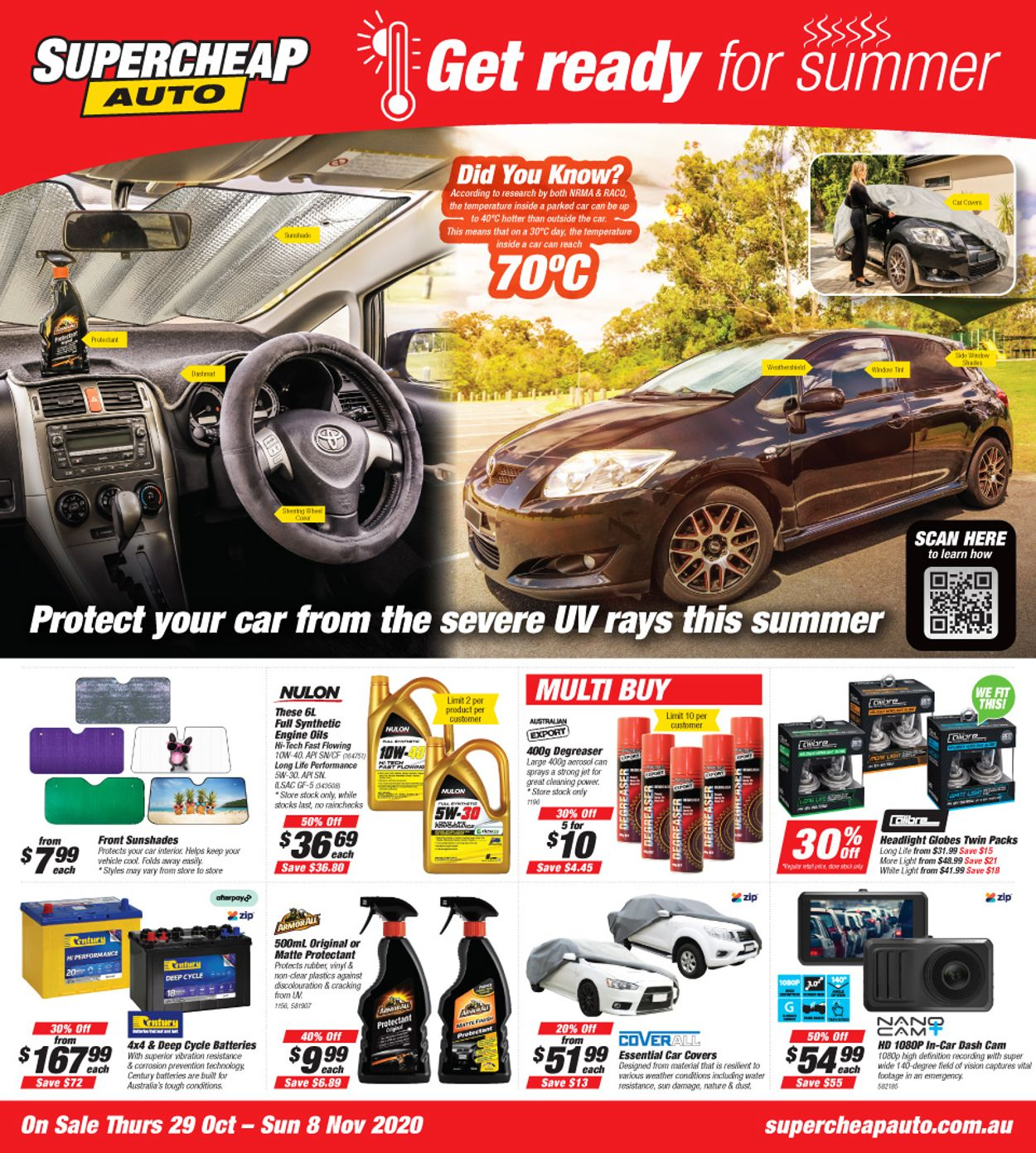 Supercheap Auto Catalogue - 29/10-08/11/2020