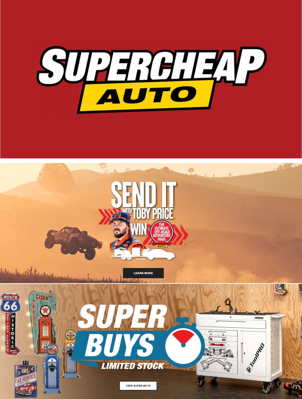 Supercheap Auto Catalogue - 09/03-17/03/2021