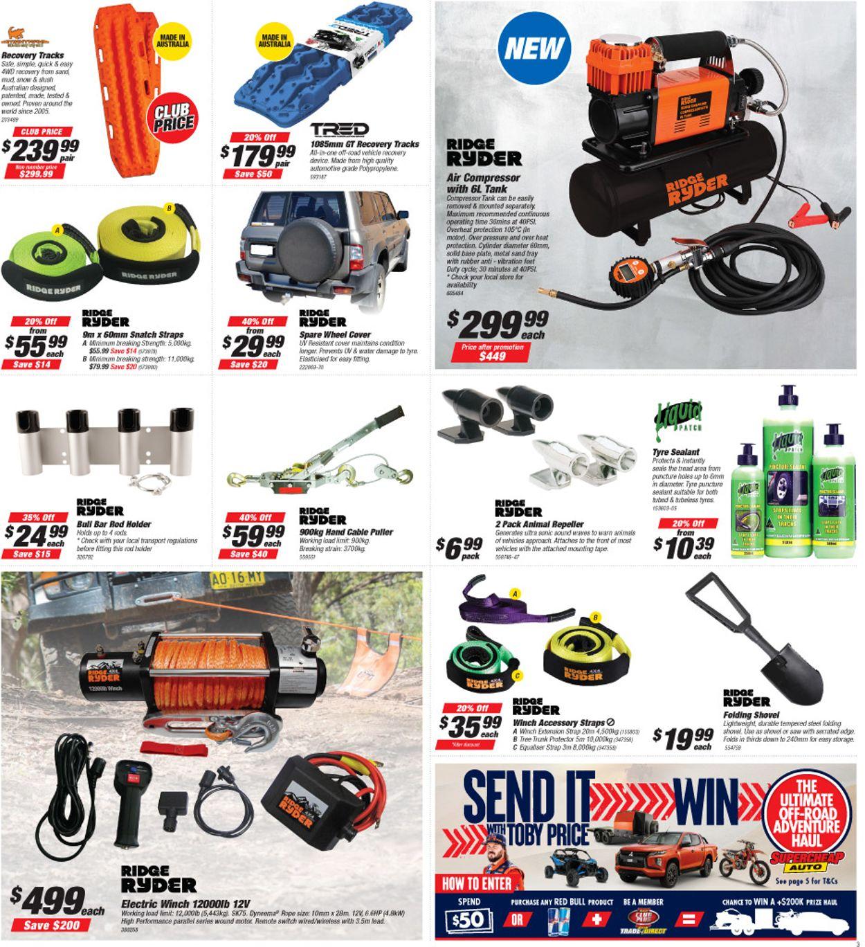 Supercheap Auto Catalogue - 18/03-01/04/2021 (Page 5)