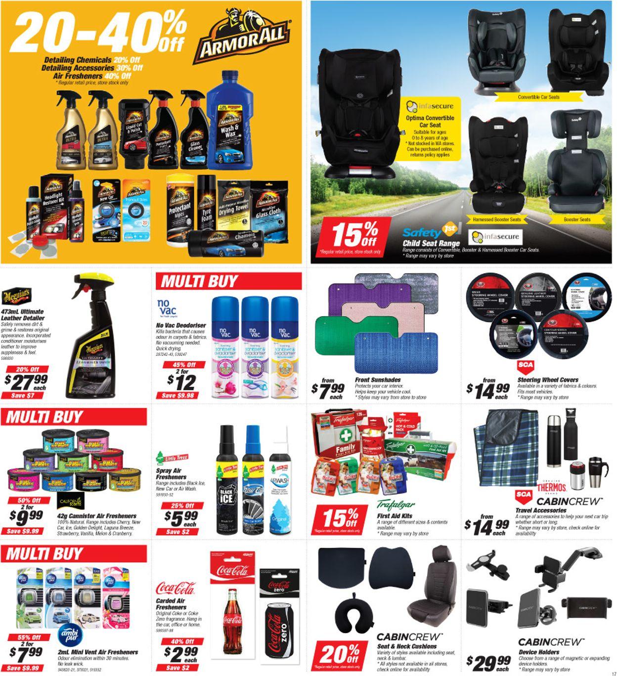 Supercheap Auto Catalogue - 18/03-01/04/2021 (Page 19)