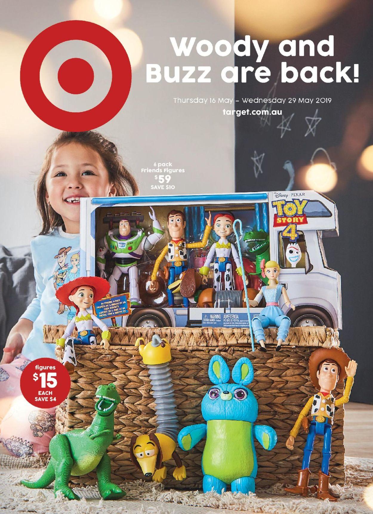 Target Catalogue - 16/05-29/05/2019