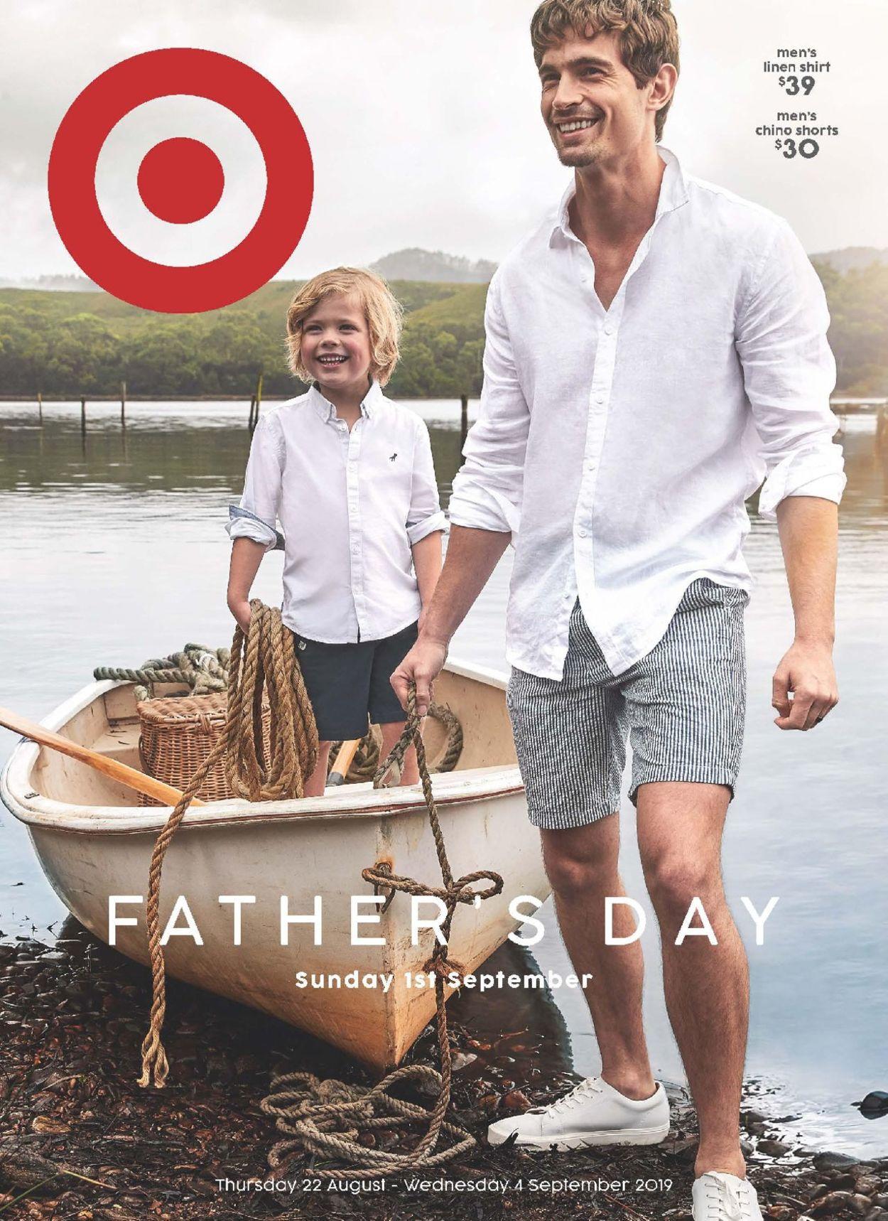 Target Catalogue - 22/08-04/09/2019