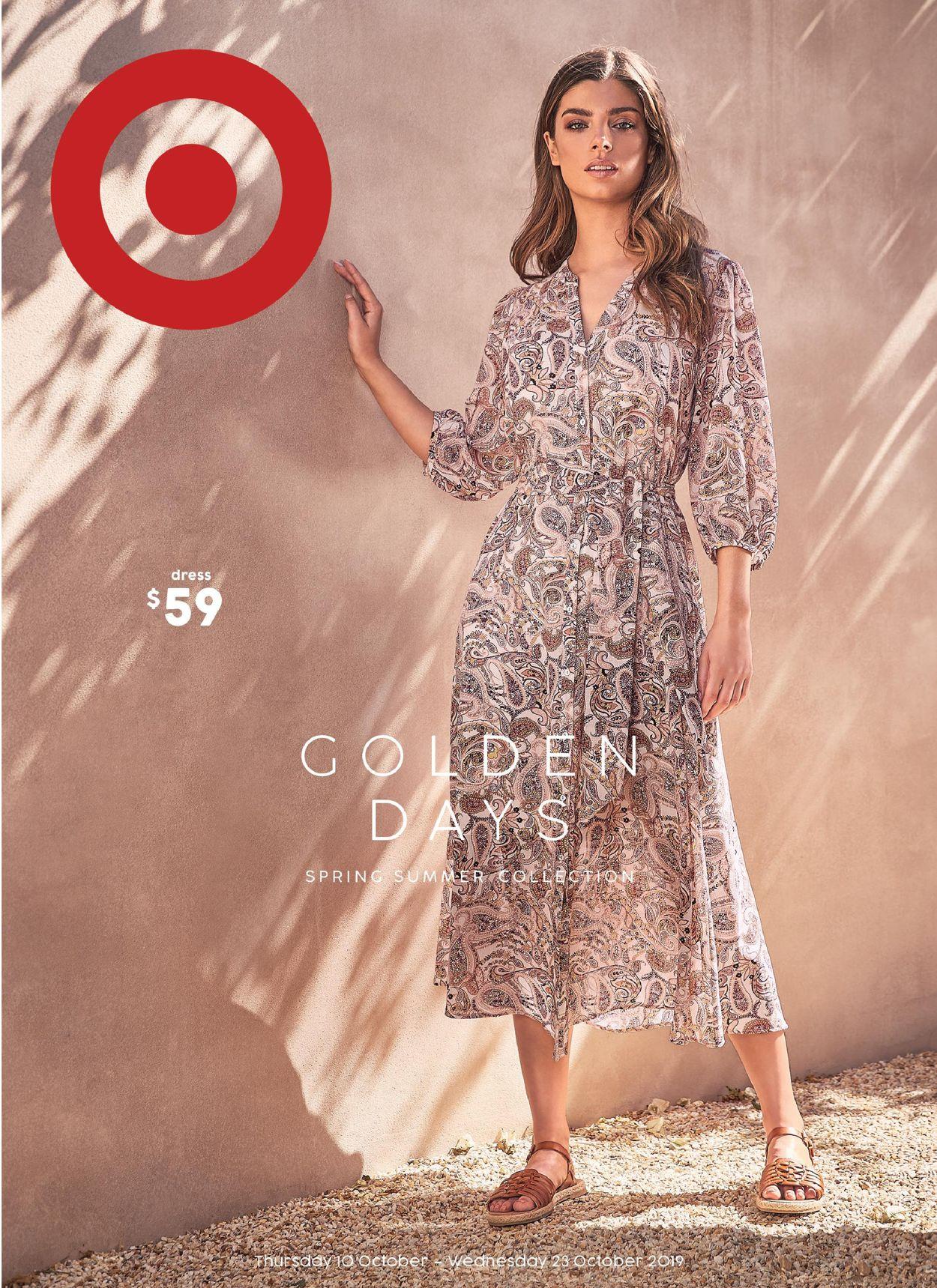 Target Catalogue - 10/10-23/10/2019