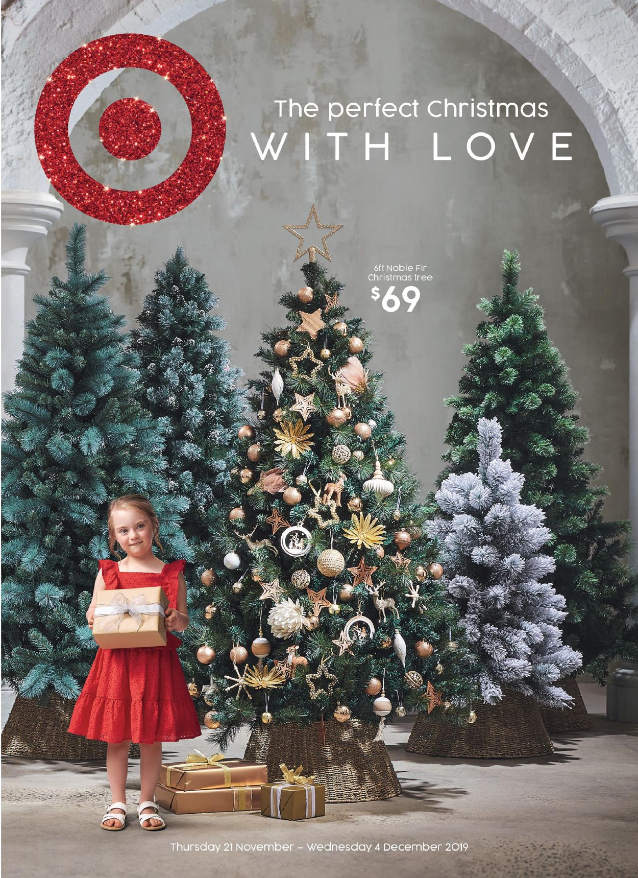Target Catalogue - 21/11-04/12/2019
