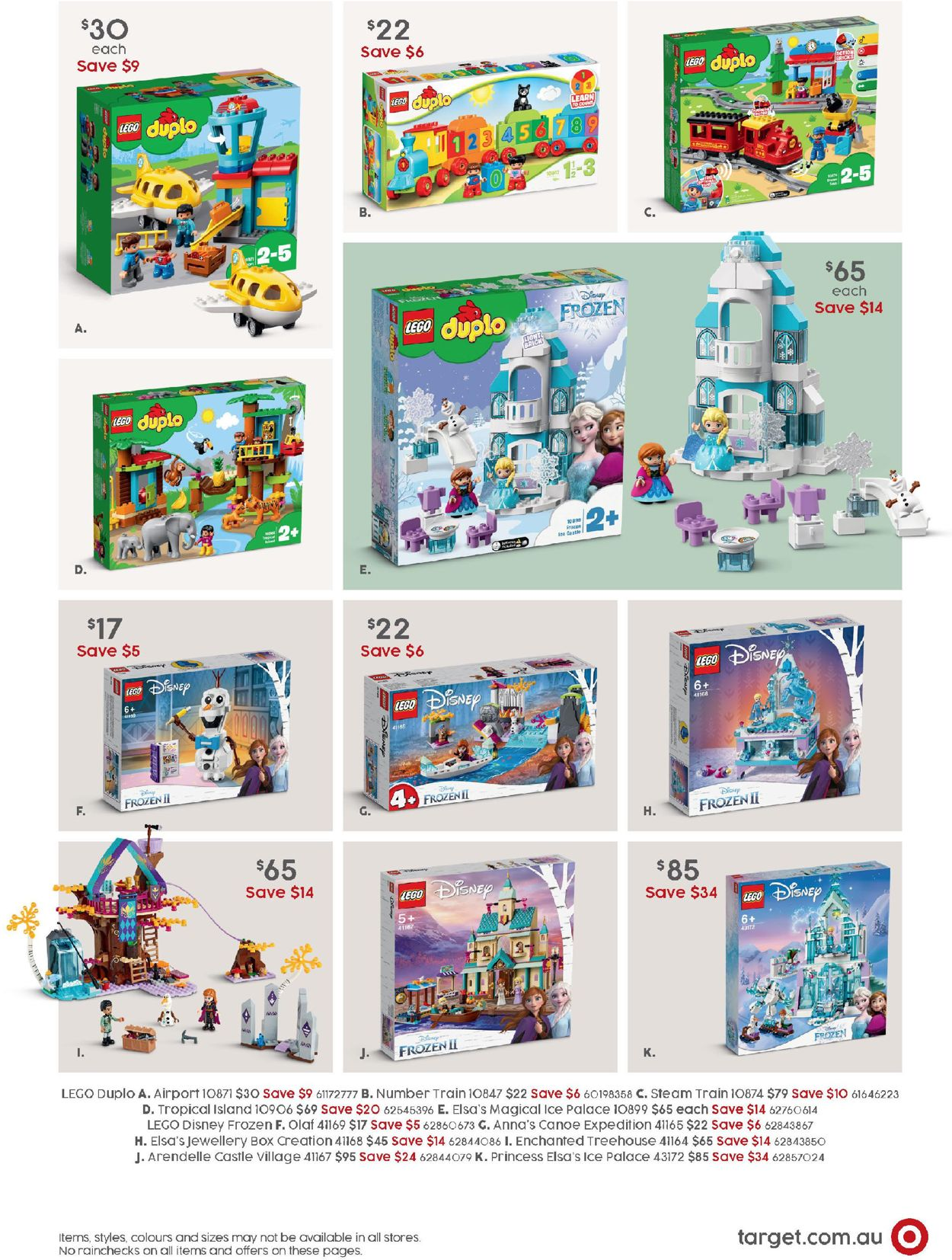 Target Christmas Catalogue 2019 Catalogue - 12/12-24/12/2019 (Page 3)