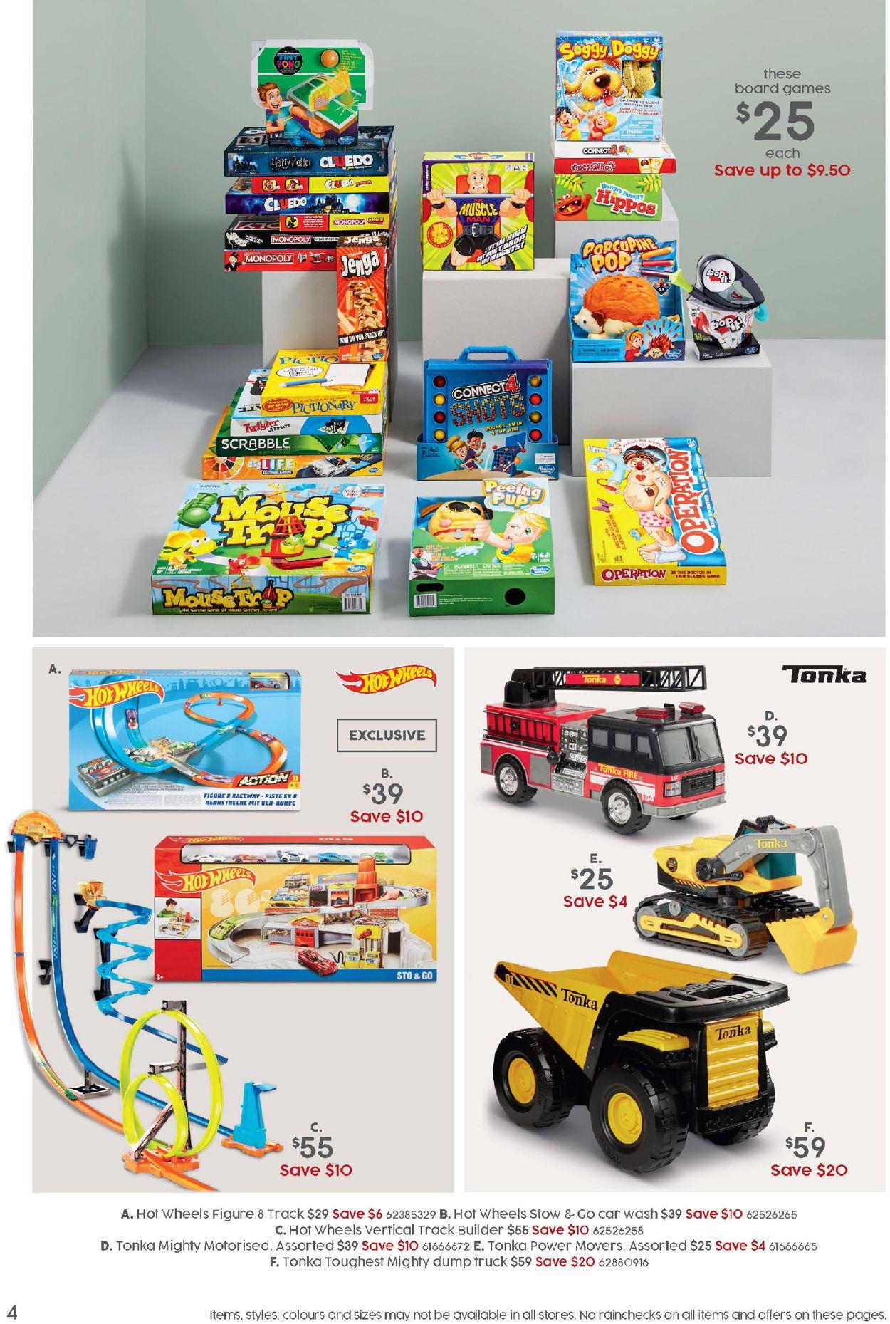 Target Christmas Catalogue 2019 Catalogue - 12/12-24/12/2019 (Page 4)